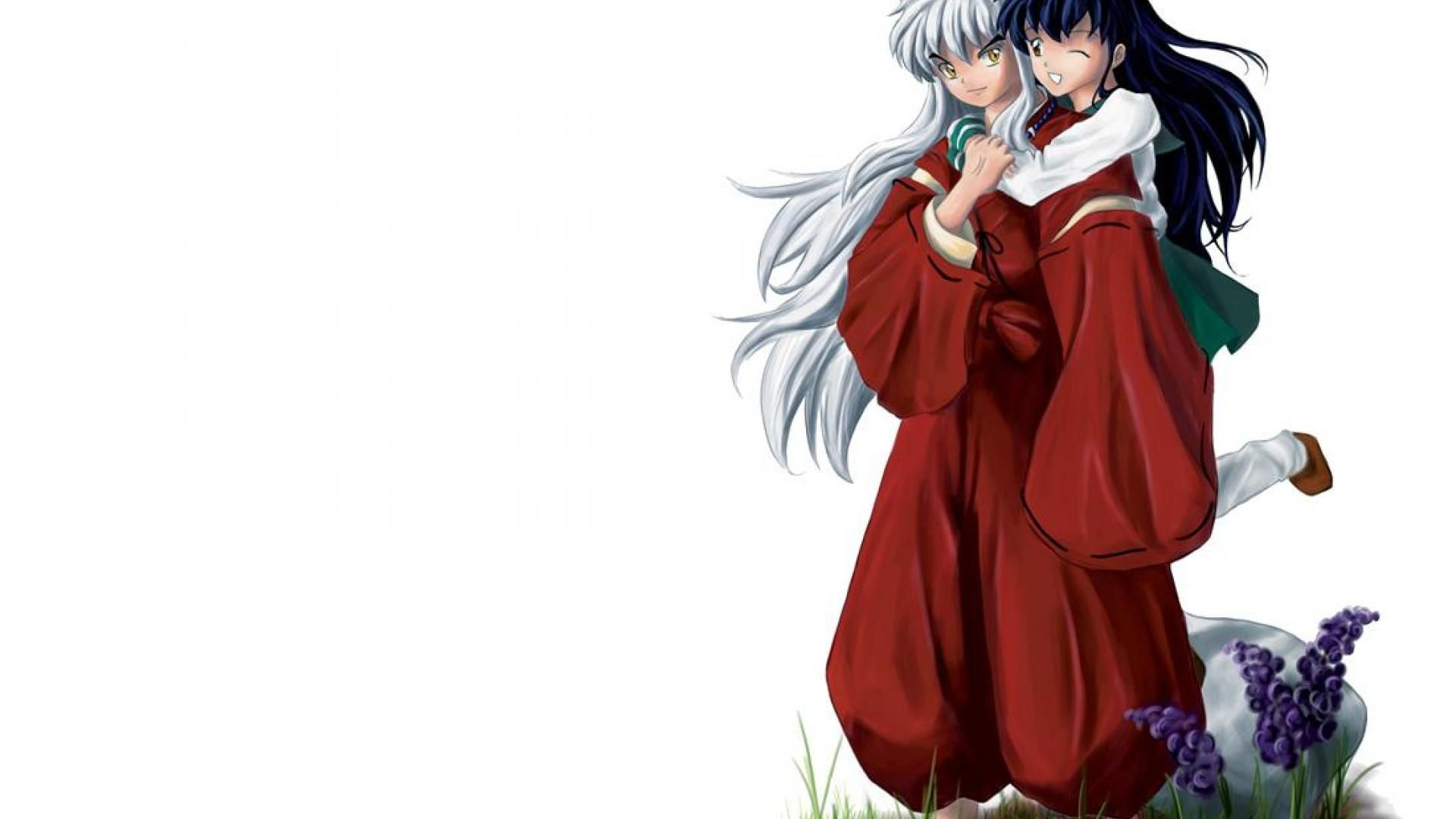 Inuyasha Wallpapers Top Free Inuyasha Backgrounds Wallpaperaccess