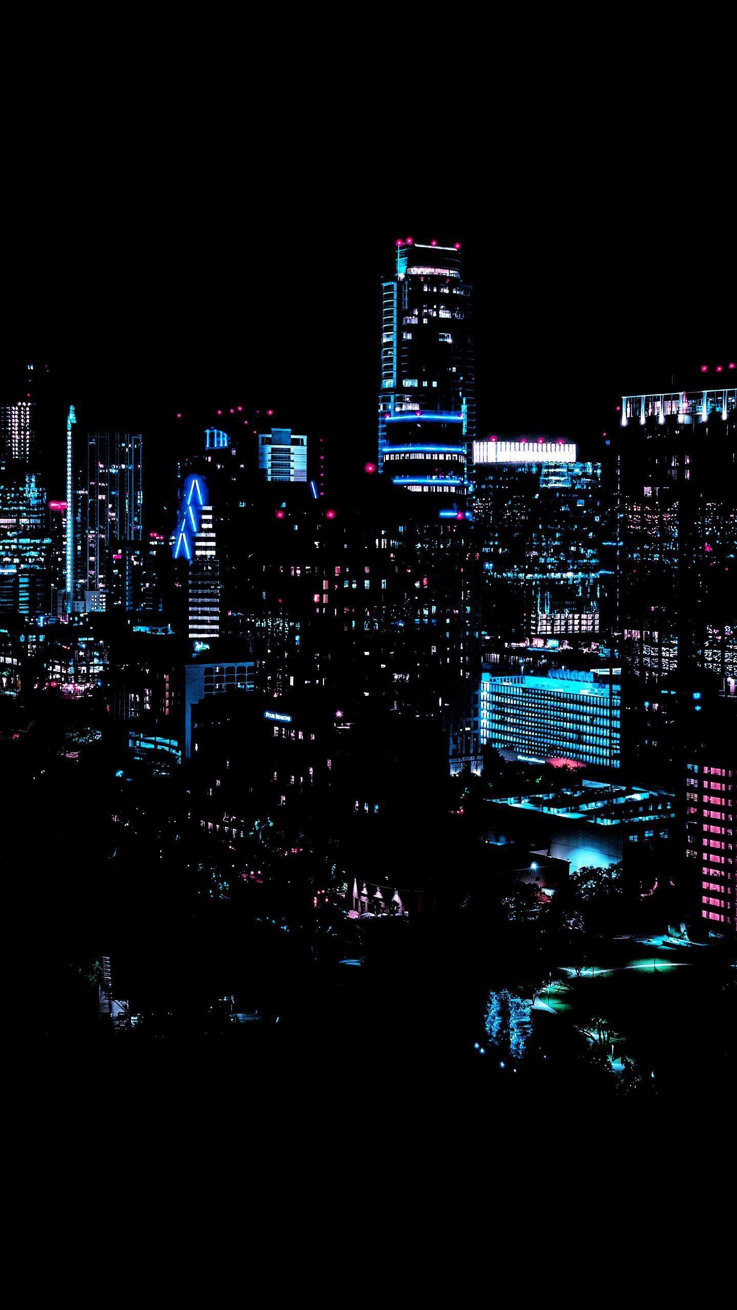 Dark City Aesthetic Wallpapers Top Free Dark City Aesthetic Backgrounds Wallpaperaccess
