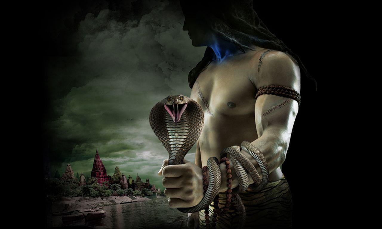 1280x768 Chúa Shiva Hình nền HD