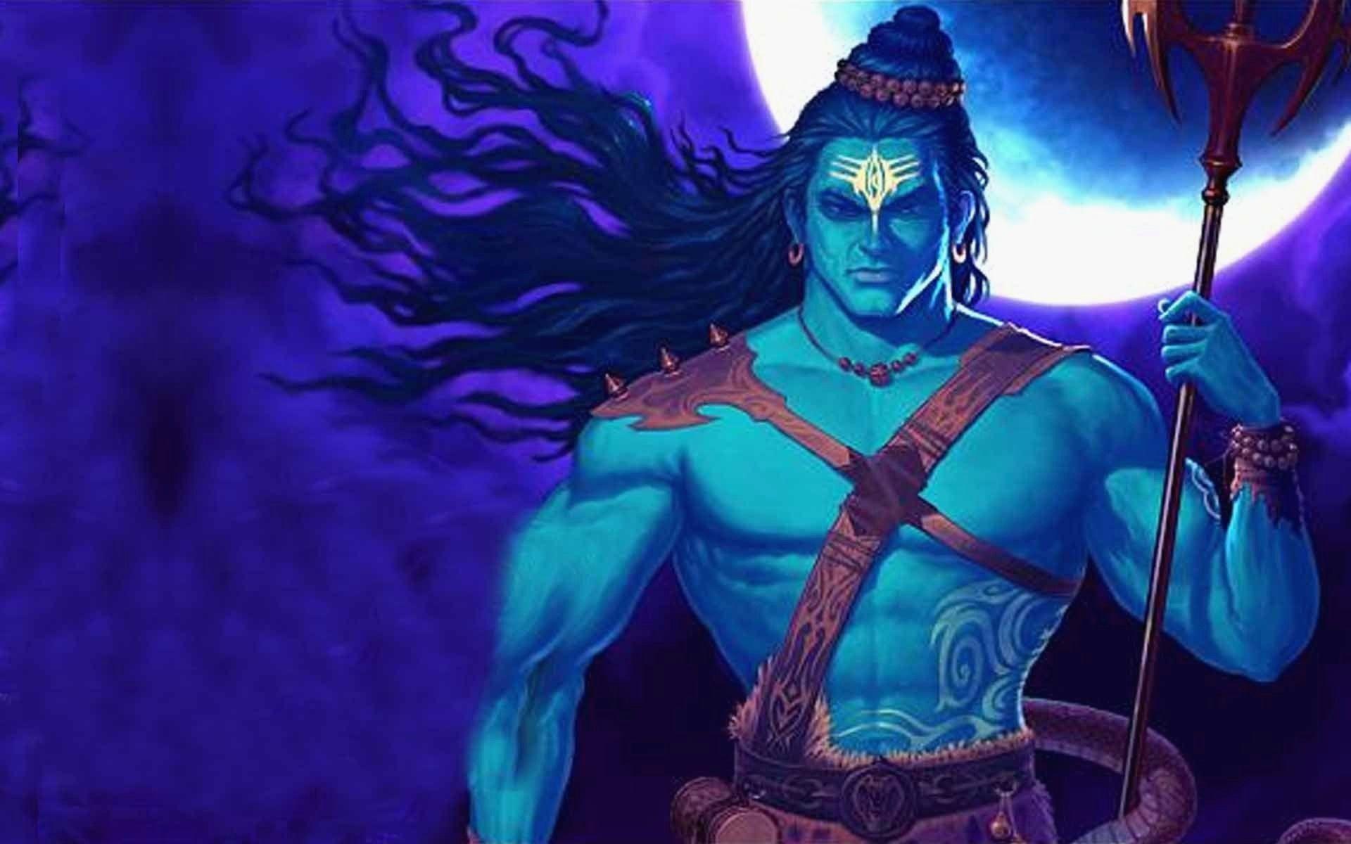 1920x1200 Chúa Shiva Hình nền HD