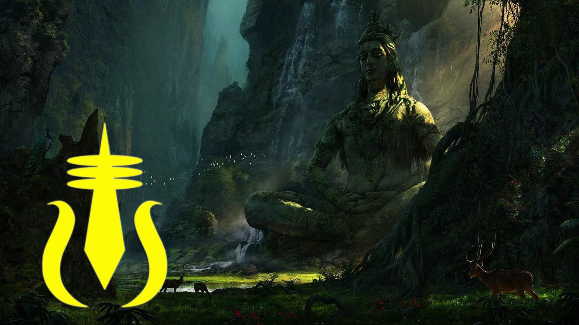1920x1080 Chúa Shiva Hình nền HD