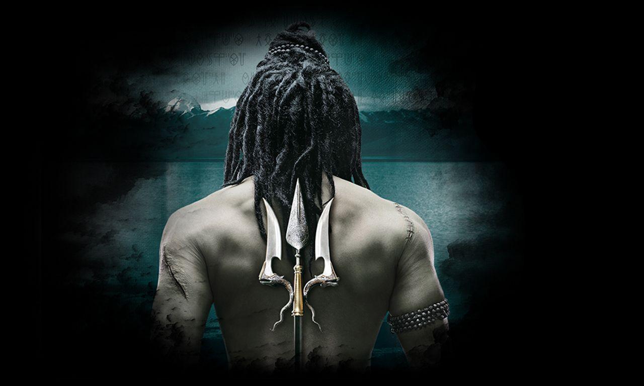 Hình nền 1280x768 Angry Shiva