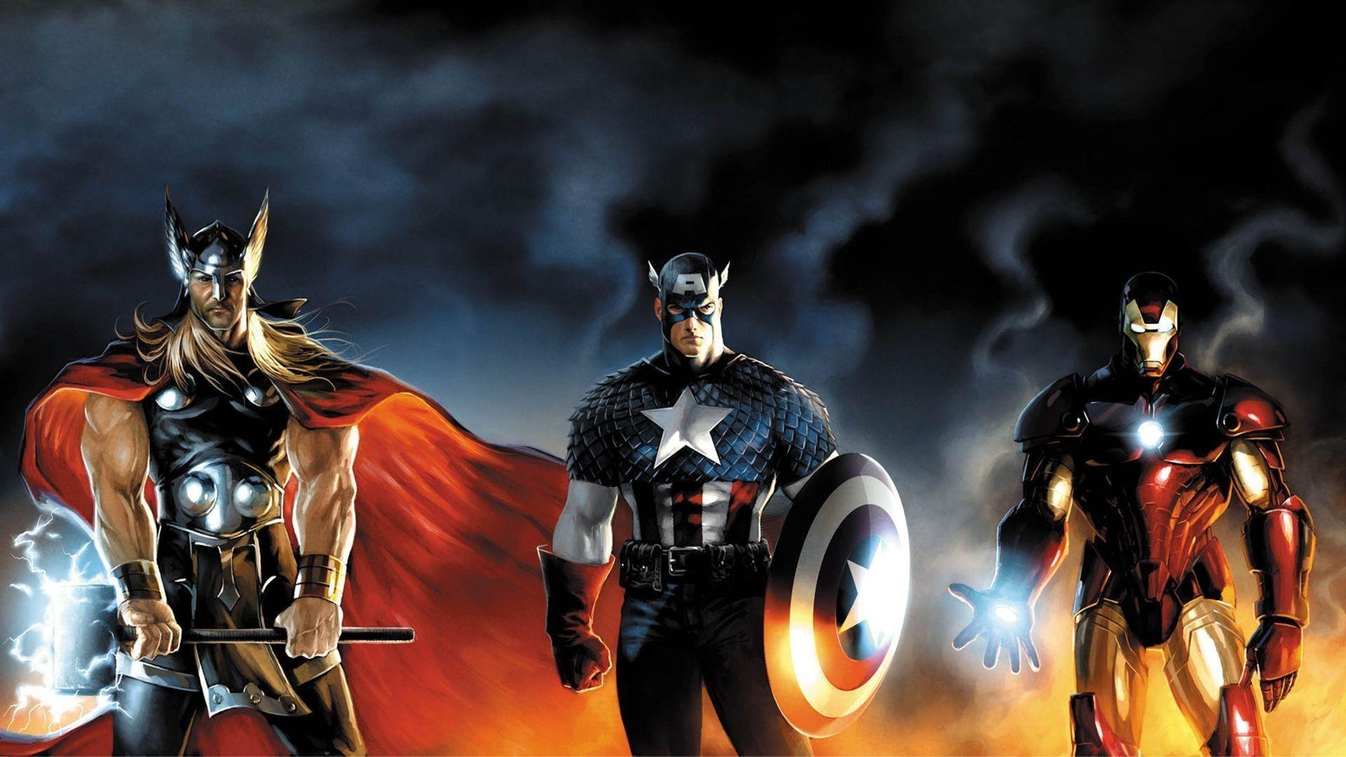 Marvel Heroes Wallpapers Top Free Marvel Heroes Backgrounds