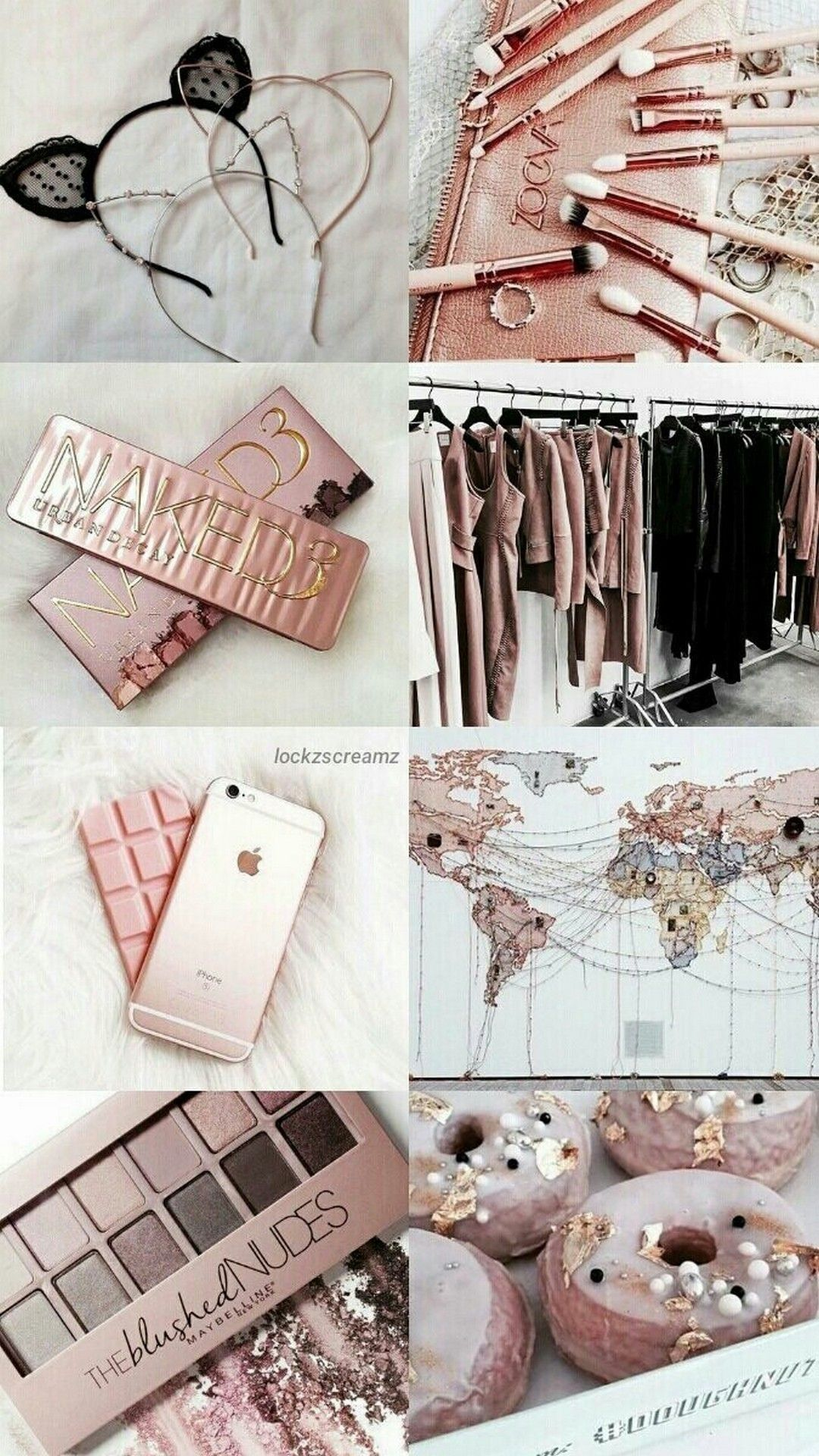 Aesthetic Rose Gold Wallpapers Top Free Aesthetic Rose Gold