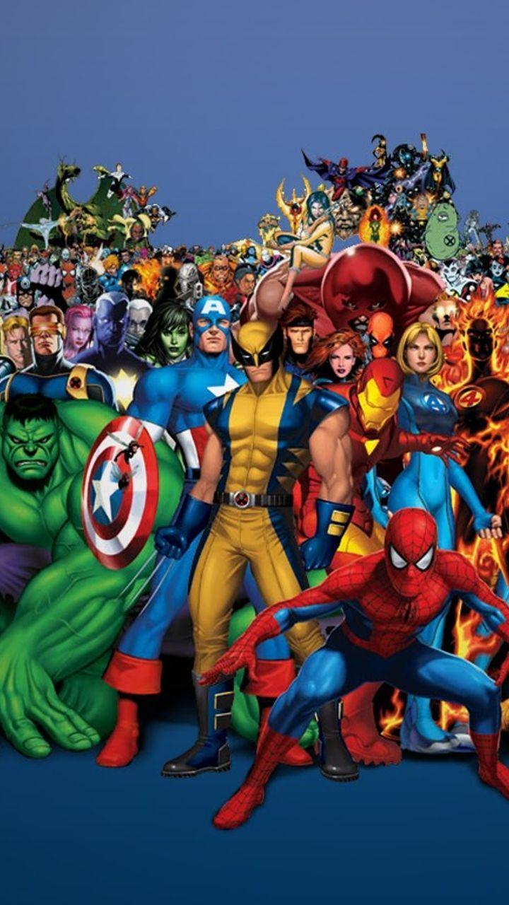 200 Wallpaper Android Marvel HD Terbaik