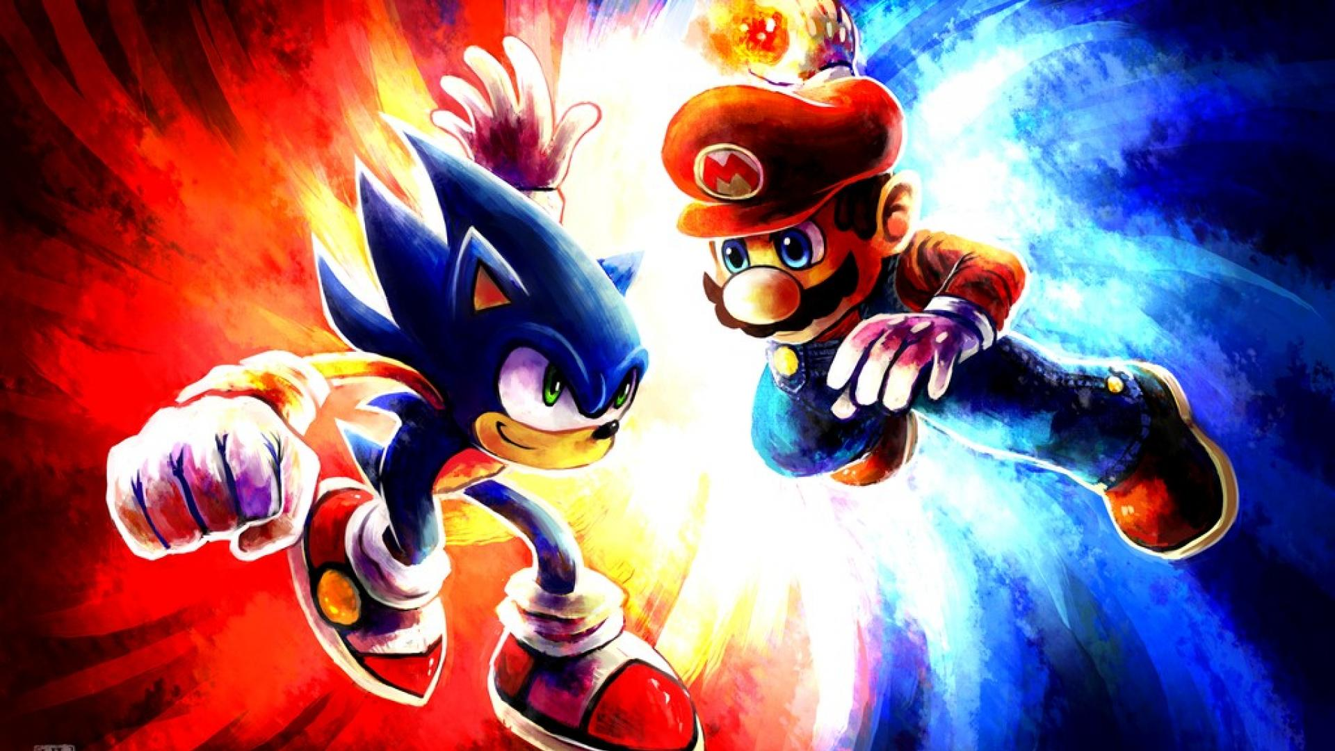 Cool Sonic Wallpapers - Top Free Cool Sonic Backgrounds ...