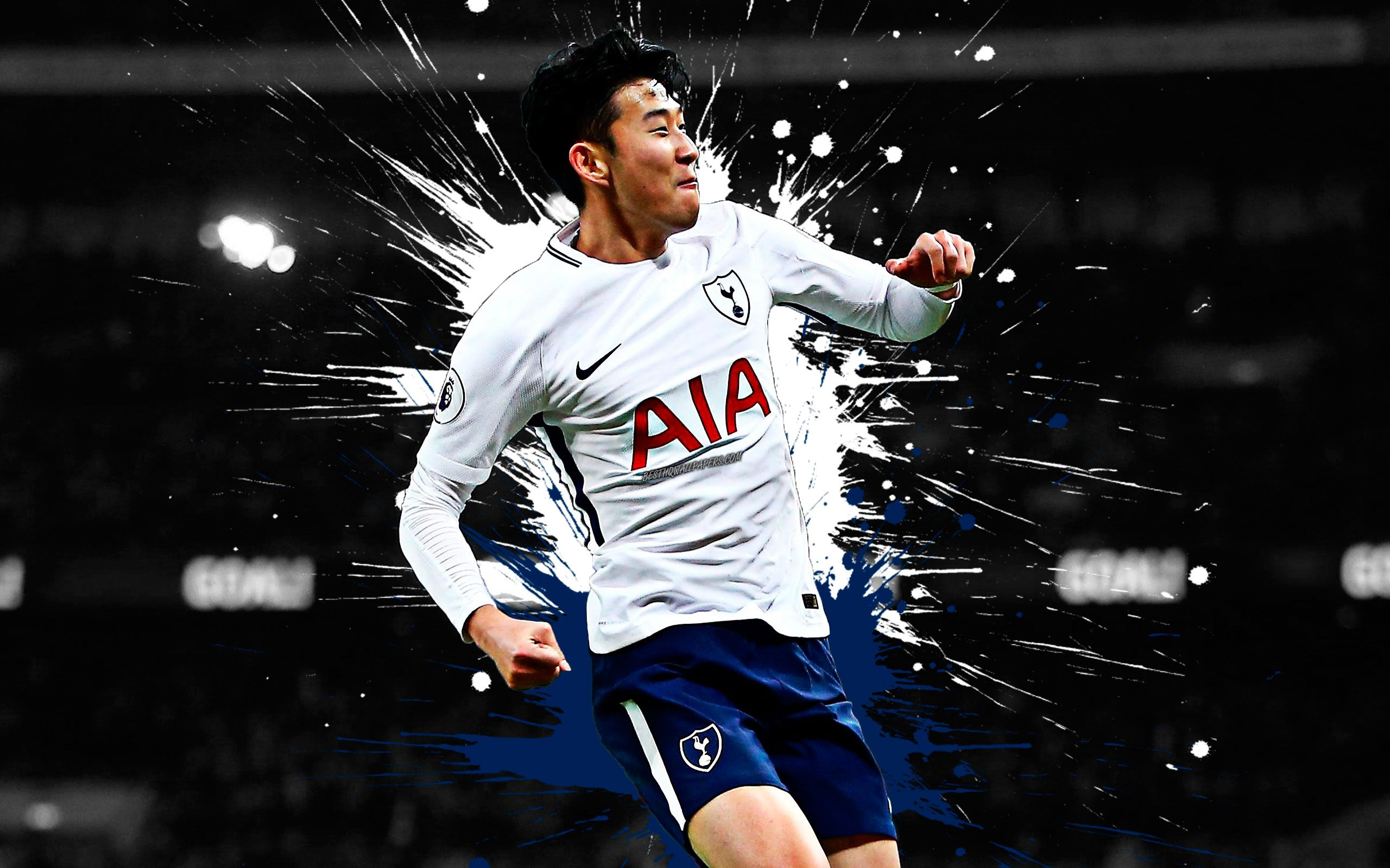 Son Heung Min Wallpapers Top Free Son Heung Min Backgrounds Wallpaperaccess