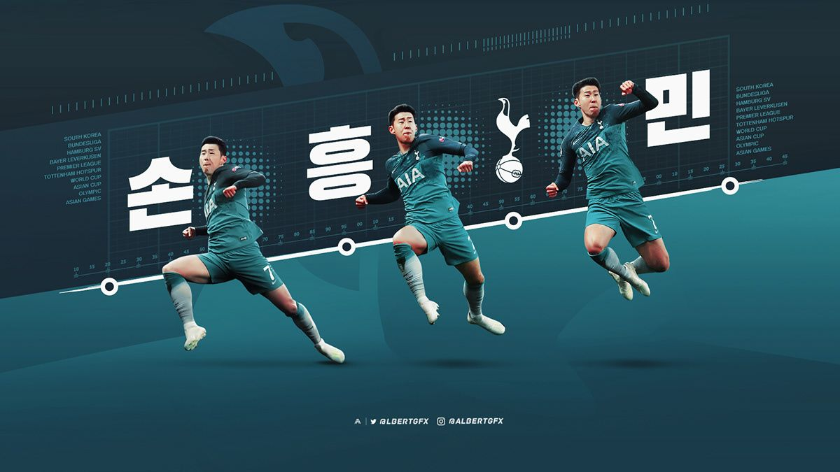 Son Heung-Min Wallpapers