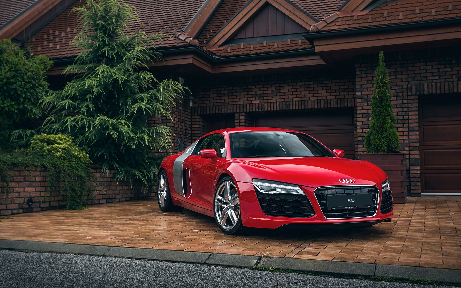Red Audi R8 Wallpapers Top Free Red Audi R8 Backgrounds Wallpaperaccess