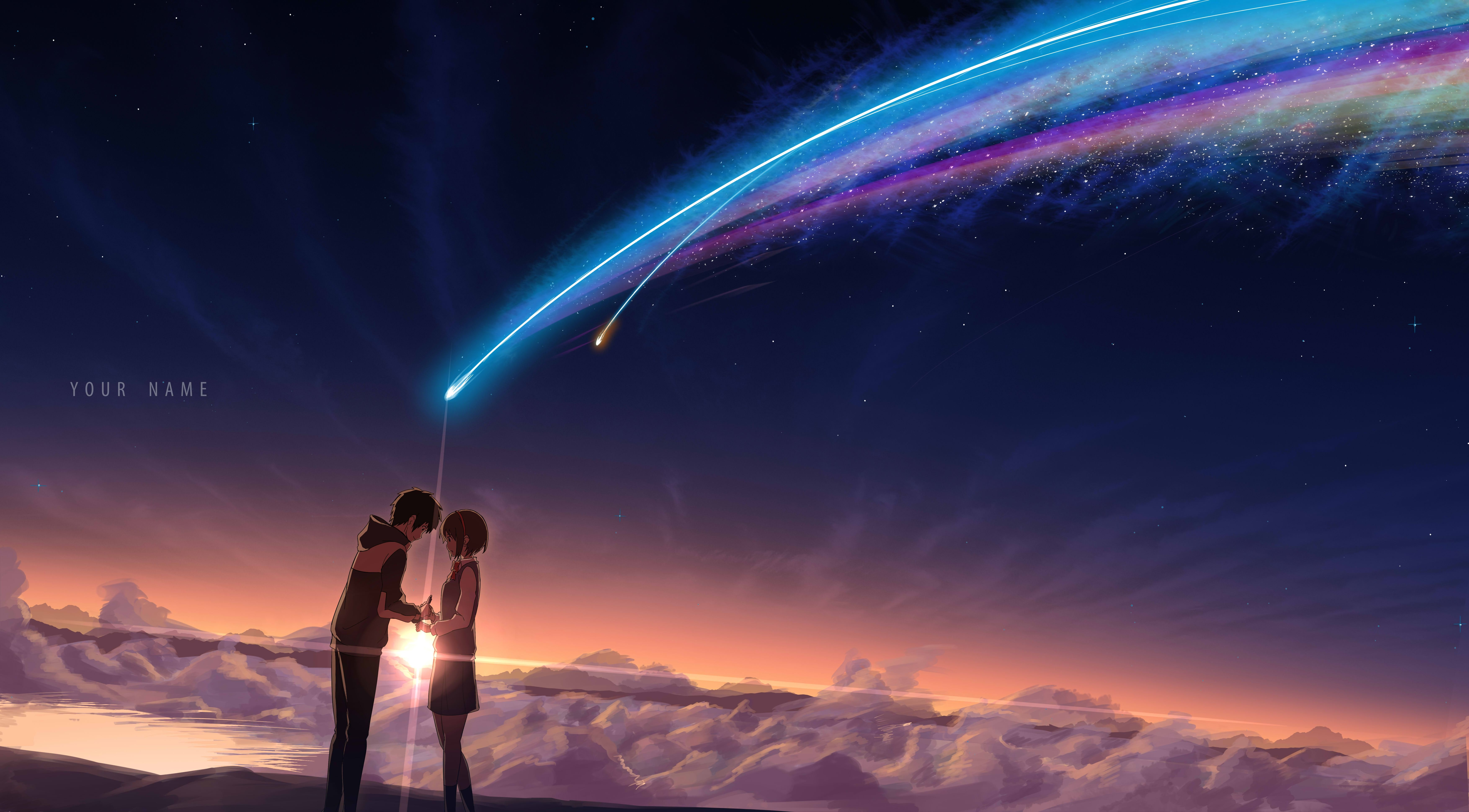 Anime Your Name Desktop Wallpapers Top Free Anime Your
