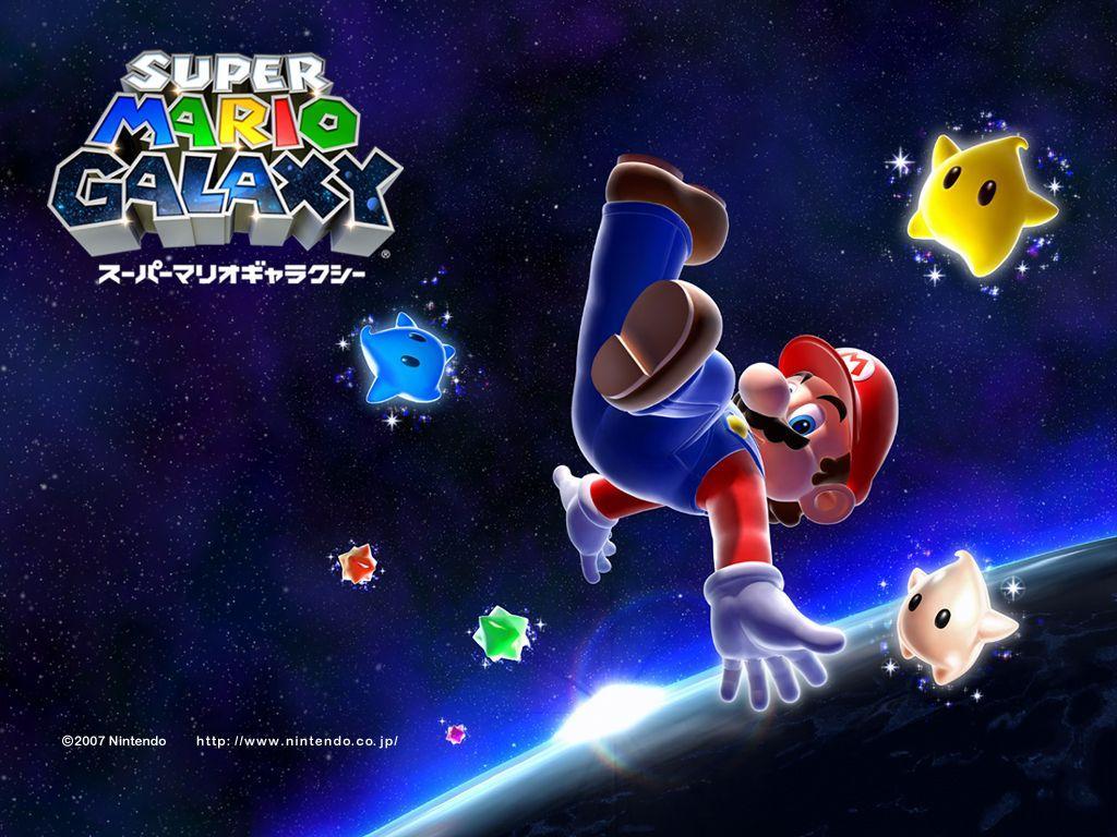 Super Mario Galaxy Wallpapers Top Free Super Mario Galaxy