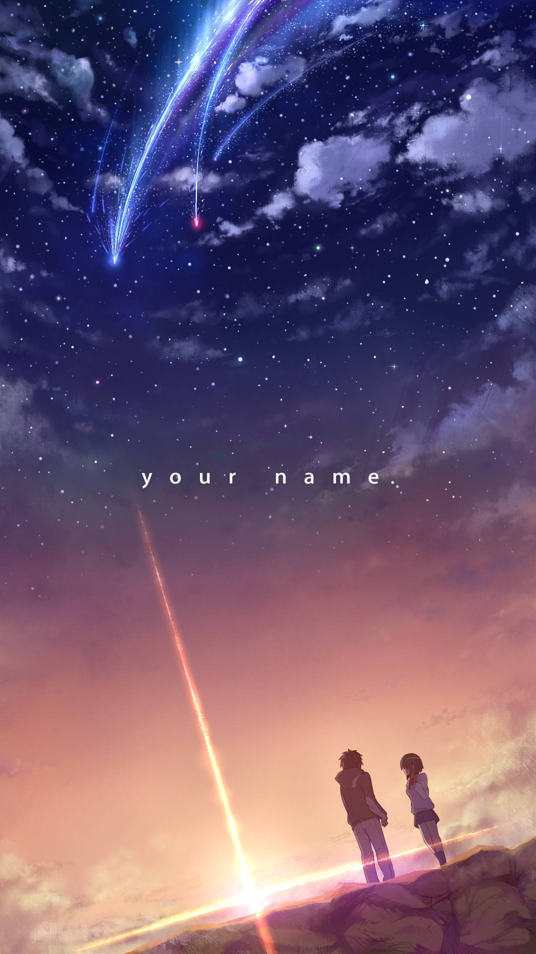 Download 200+ Wallpaper Android Your Name HD