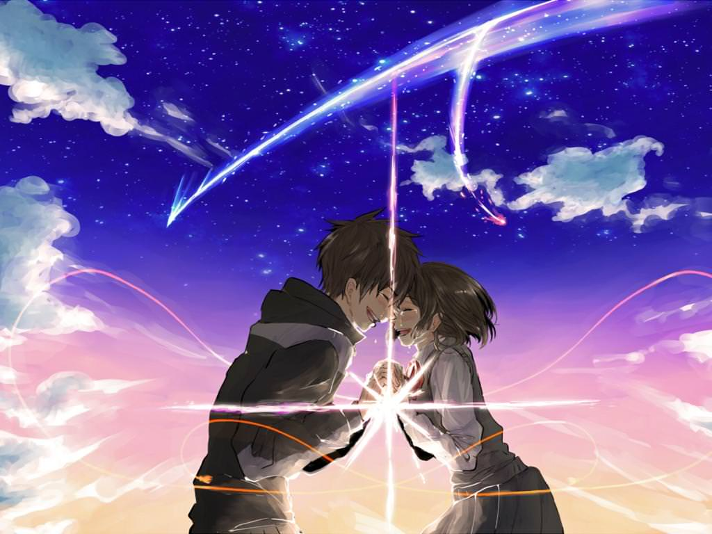 Your Name Anime Wallpapers - Top Free Your Name Anime ...