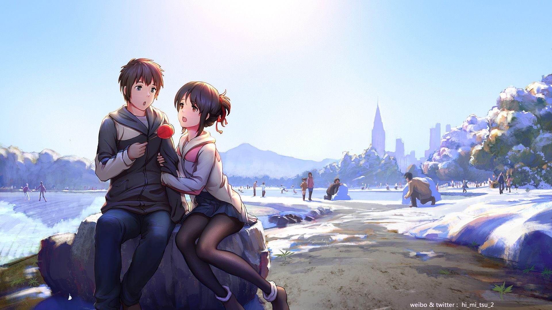 Unduh 43 Wallpaper Wa Anime Hd Gratis Terbaru