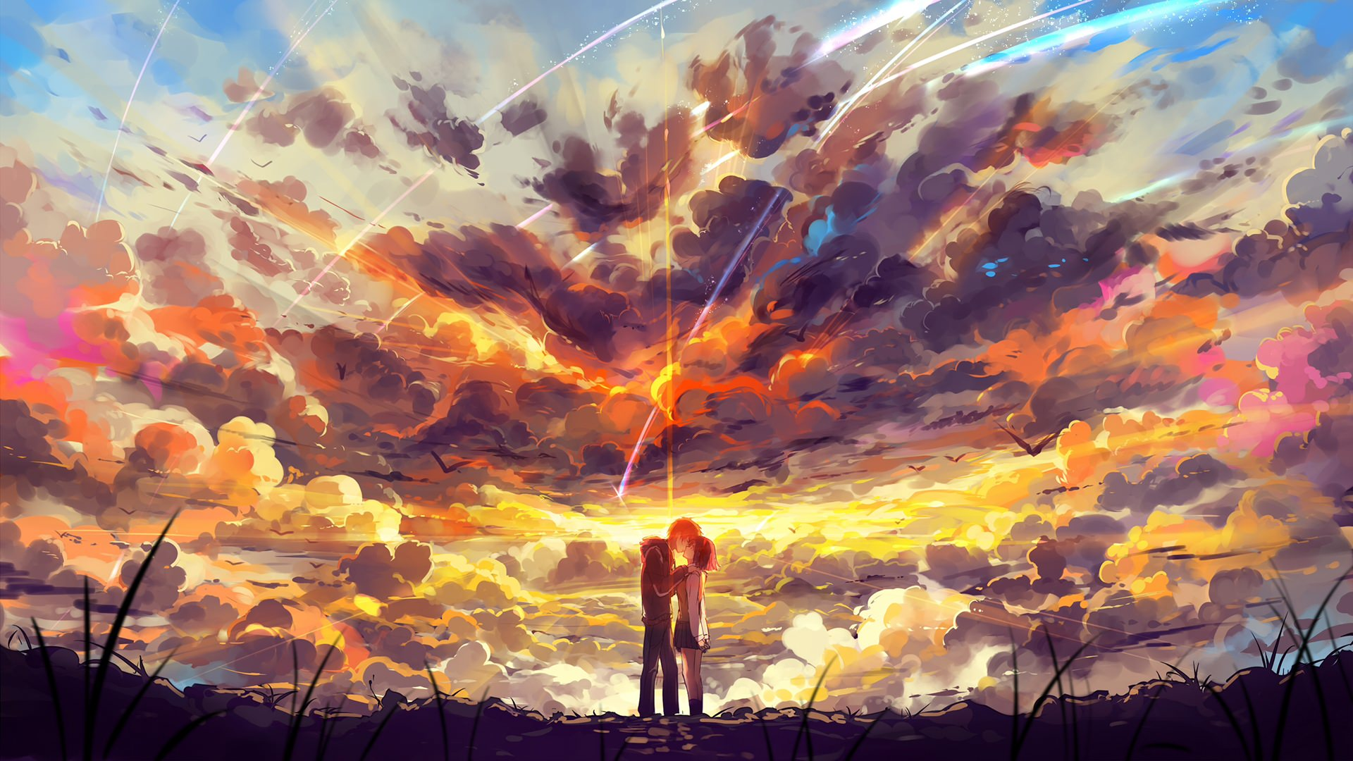 Your Name Anime Wallpapers Top Free Your Name Anime Backgrounds