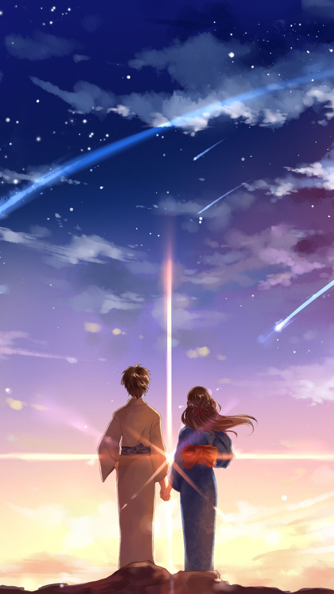 50 Best Free Your Name Anime Wallpapers Wallpaperaccess
