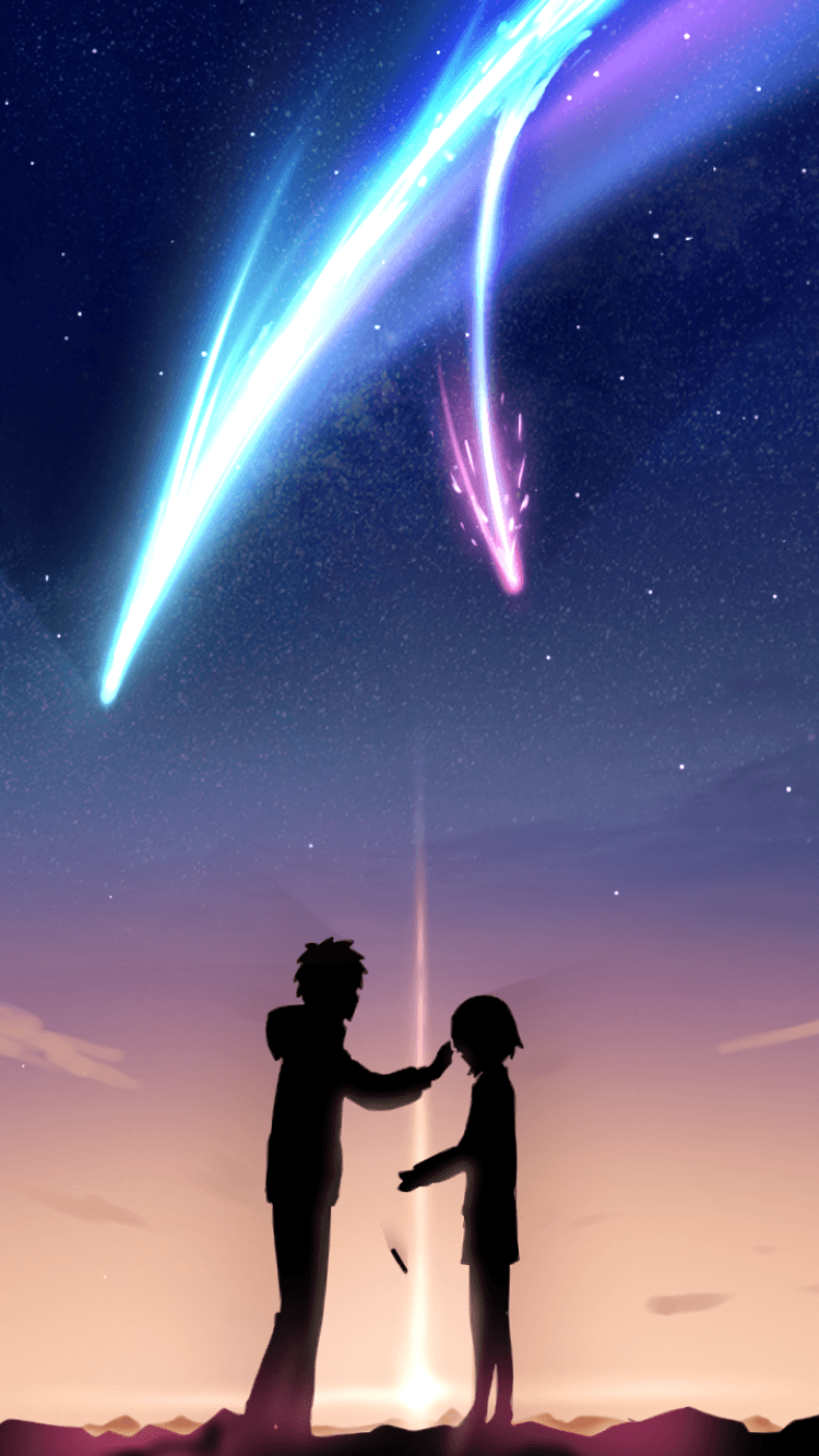 Kimi No Na Wa Wallpaper By Justwolton 95 Free On Zedge