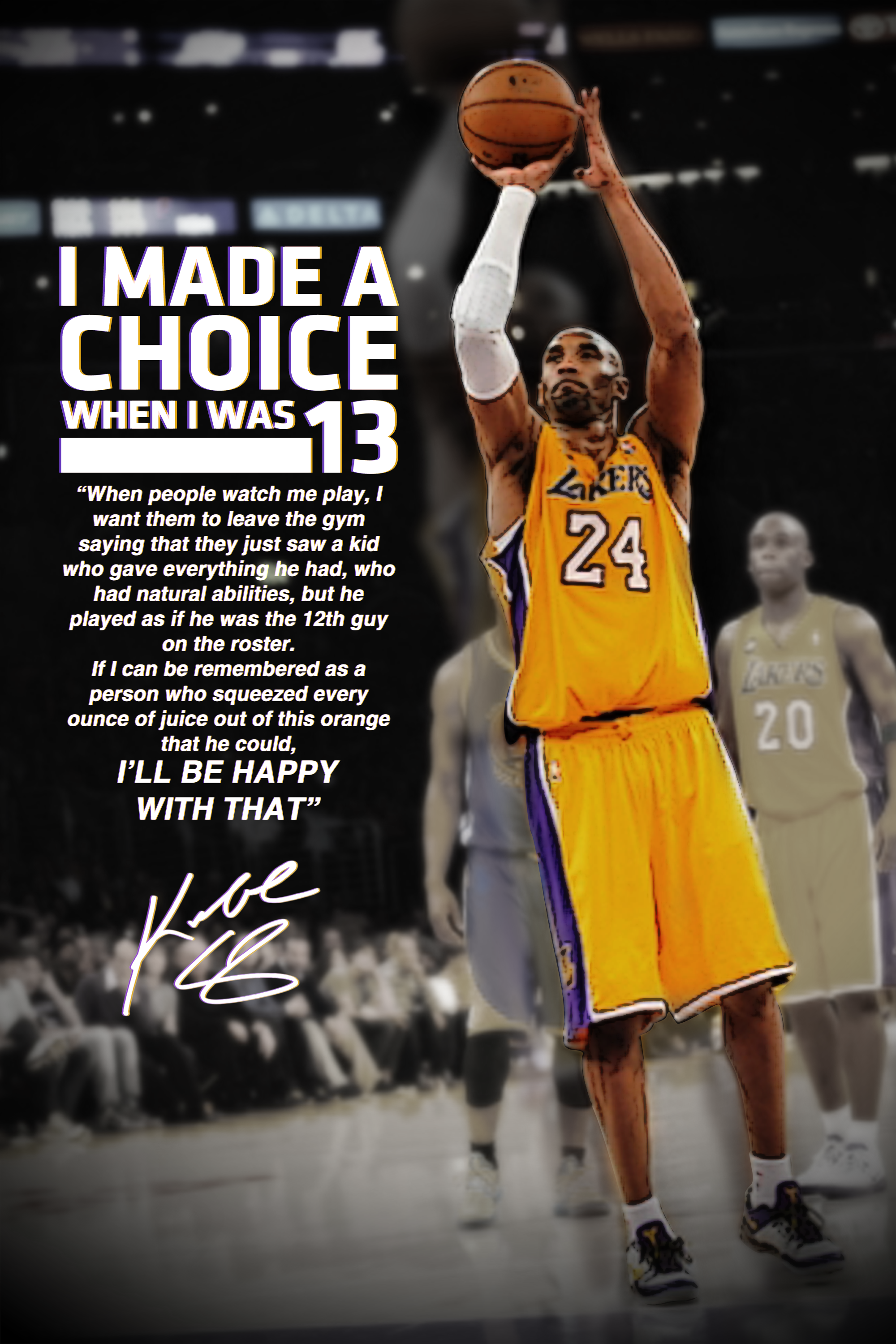 Kobe Bryant Quotes Wallpapers Top Free Kobe Bryant Quotes