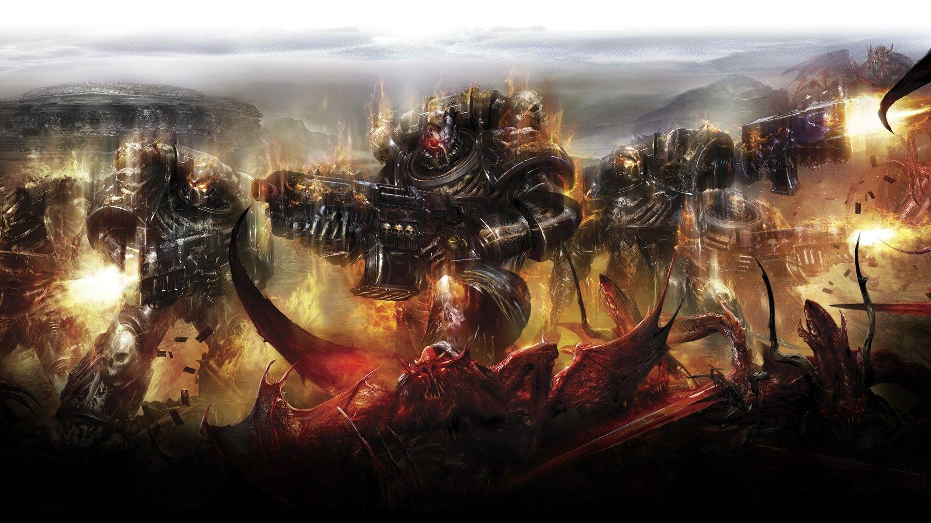 Chaos Marine Wallpapers Top Free Chaos Marine Backgrounds
