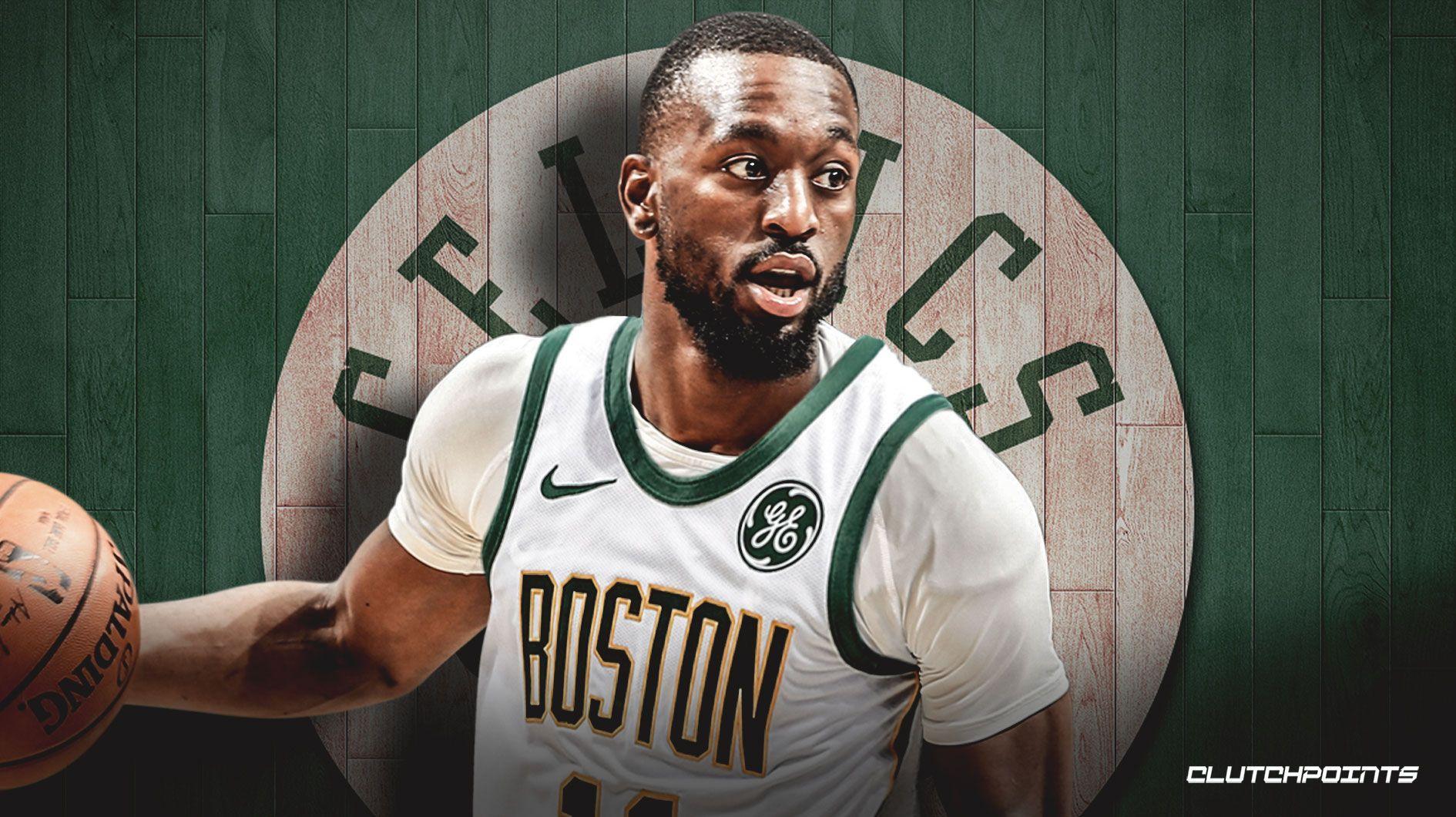 Kemba Walker Celtics Wallpapers Top Free Kemba Walker Celtics Backgrounds Wallpaperaccess