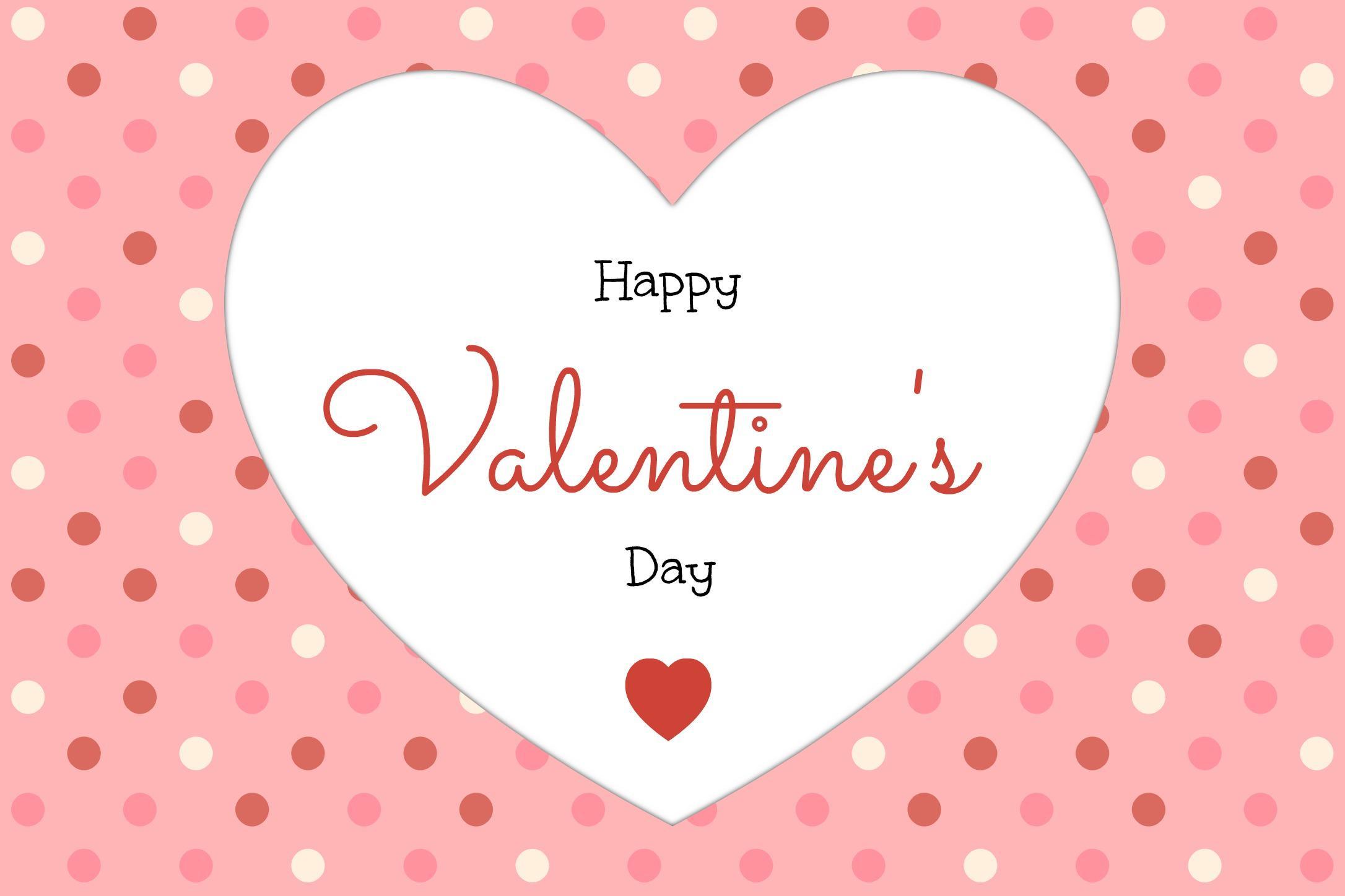 2172x1448 Cute Love Happy Valentine Day 2015 Wallpaper L Wallpaper