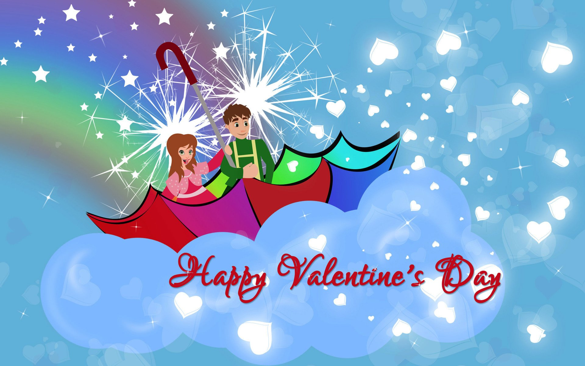 1920x1200 cute lovely happy valentines day wallpaper