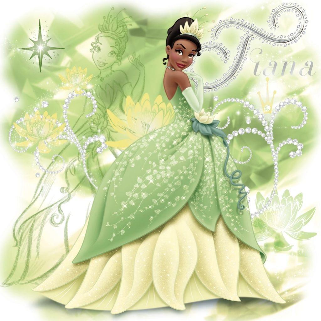 Princess Tiana Wallpapers Top Free Princess Tiana Backgrounds