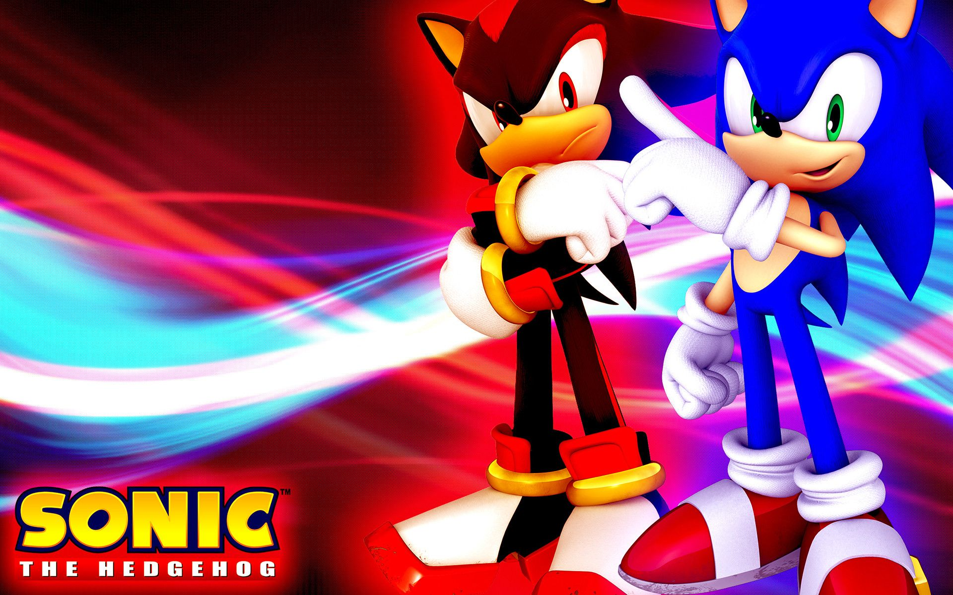 Sonic Vs Shadow Wallpapers Top Free Sonic Vs Shadow Backgrounds
