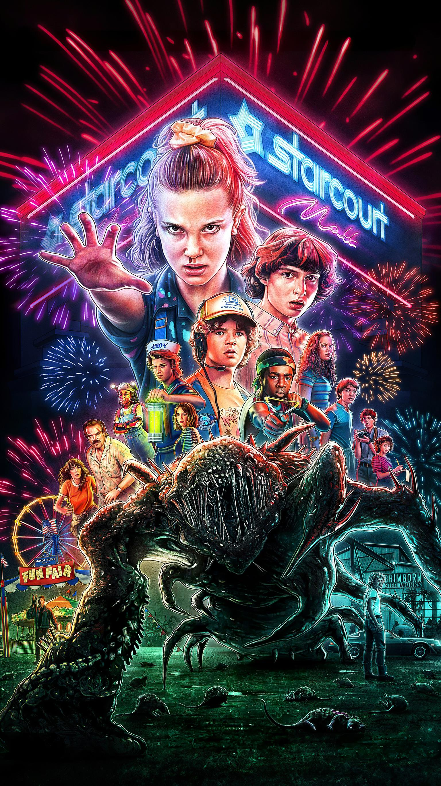 Max Stranger Things Wallpapers Top Free Max Stranger Things