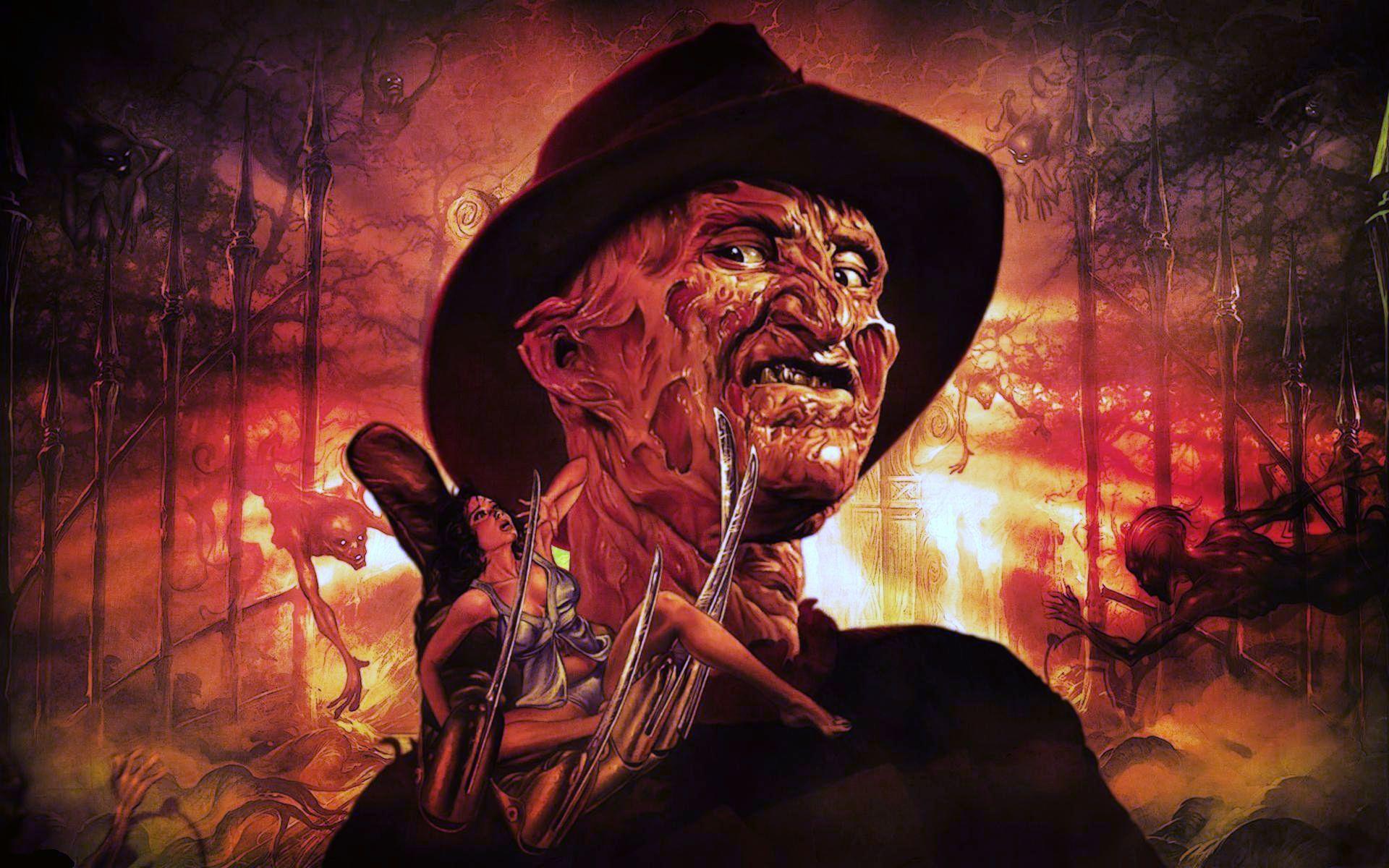 Nightmare On Elm Street Wallpapers Top Free Nightmare On Elm