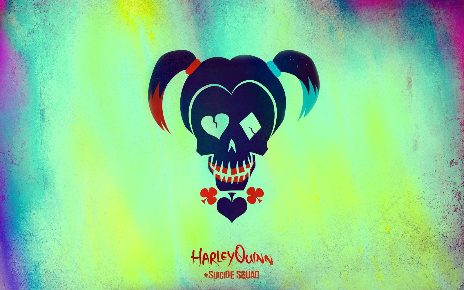 Harley Quinn Logo Wallpapers - Top Free Harley Quinn Logo ...