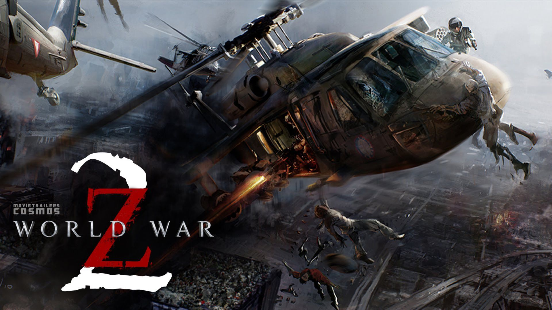 World War Z Wallpapers Top Free World War Z Backgrounds