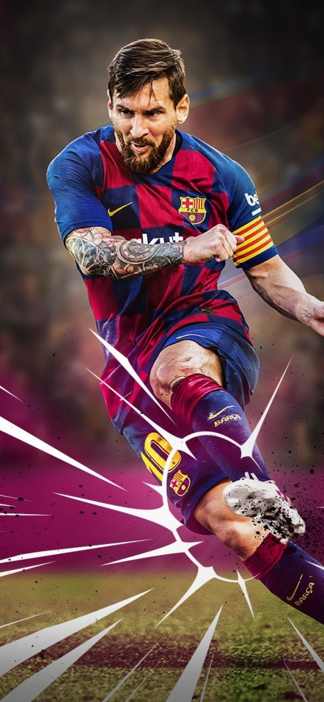 Messi 2020 Wallpapers - Top Free Messi 2020 Backgrounds ...