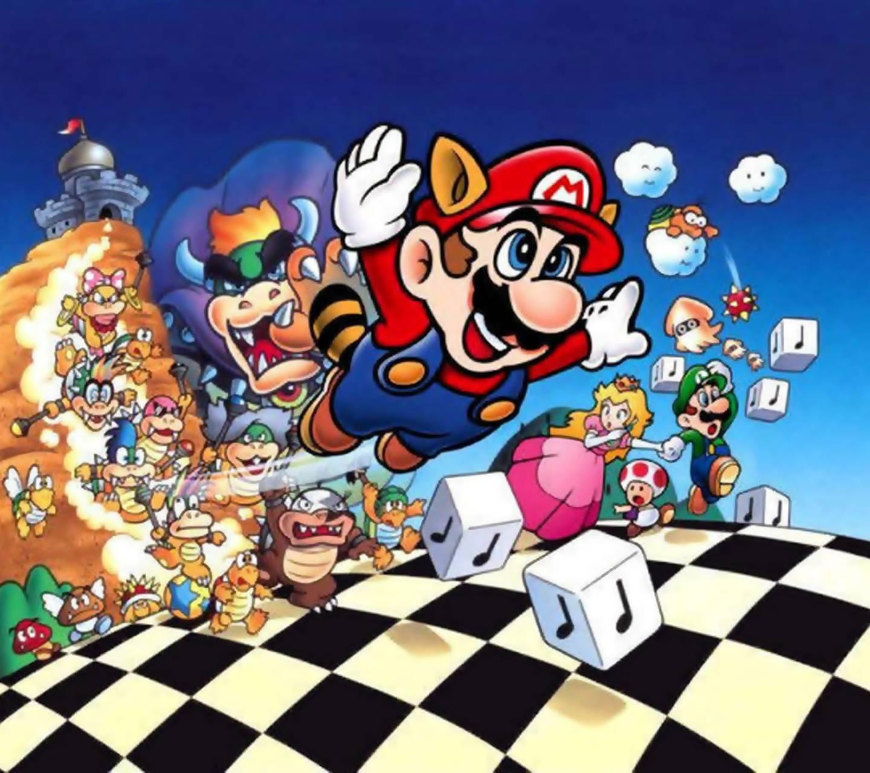 Super Mario Bros 3 Wallpapers Top Free Super Mario Bros 3
