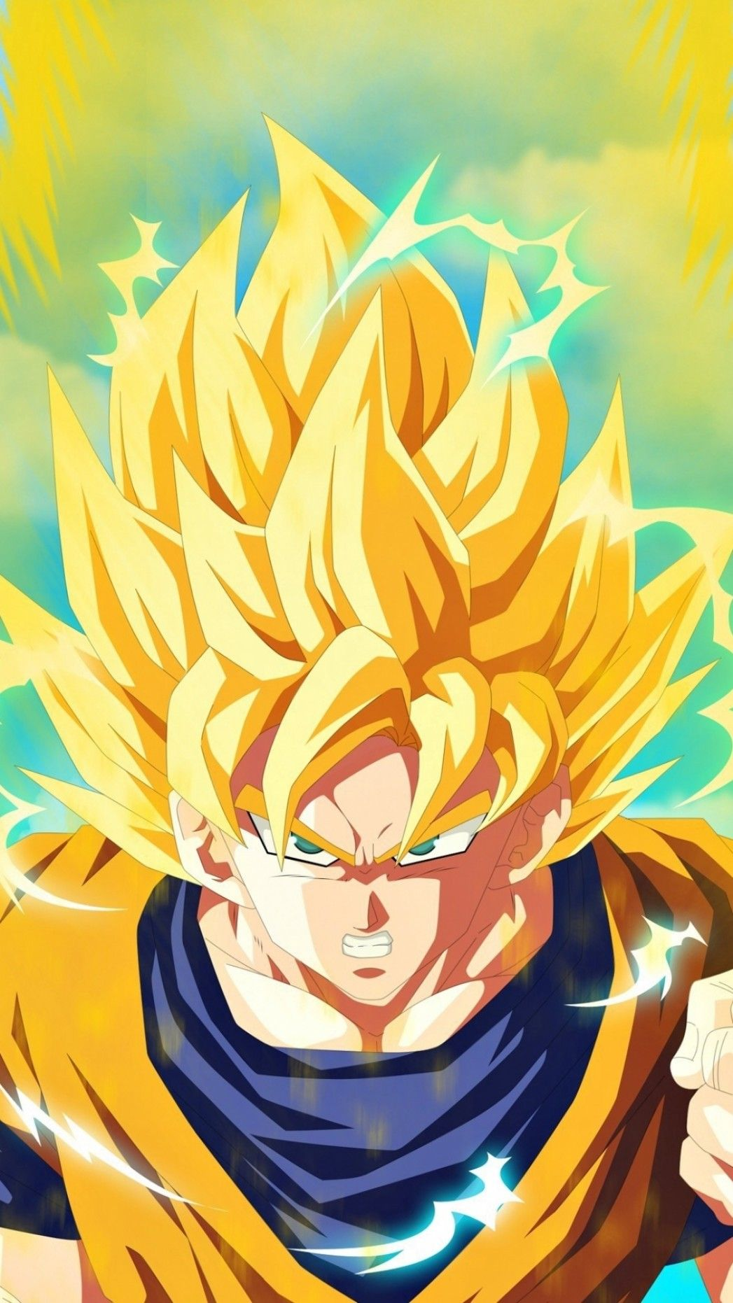 Iphone live wallpaper dragon ball