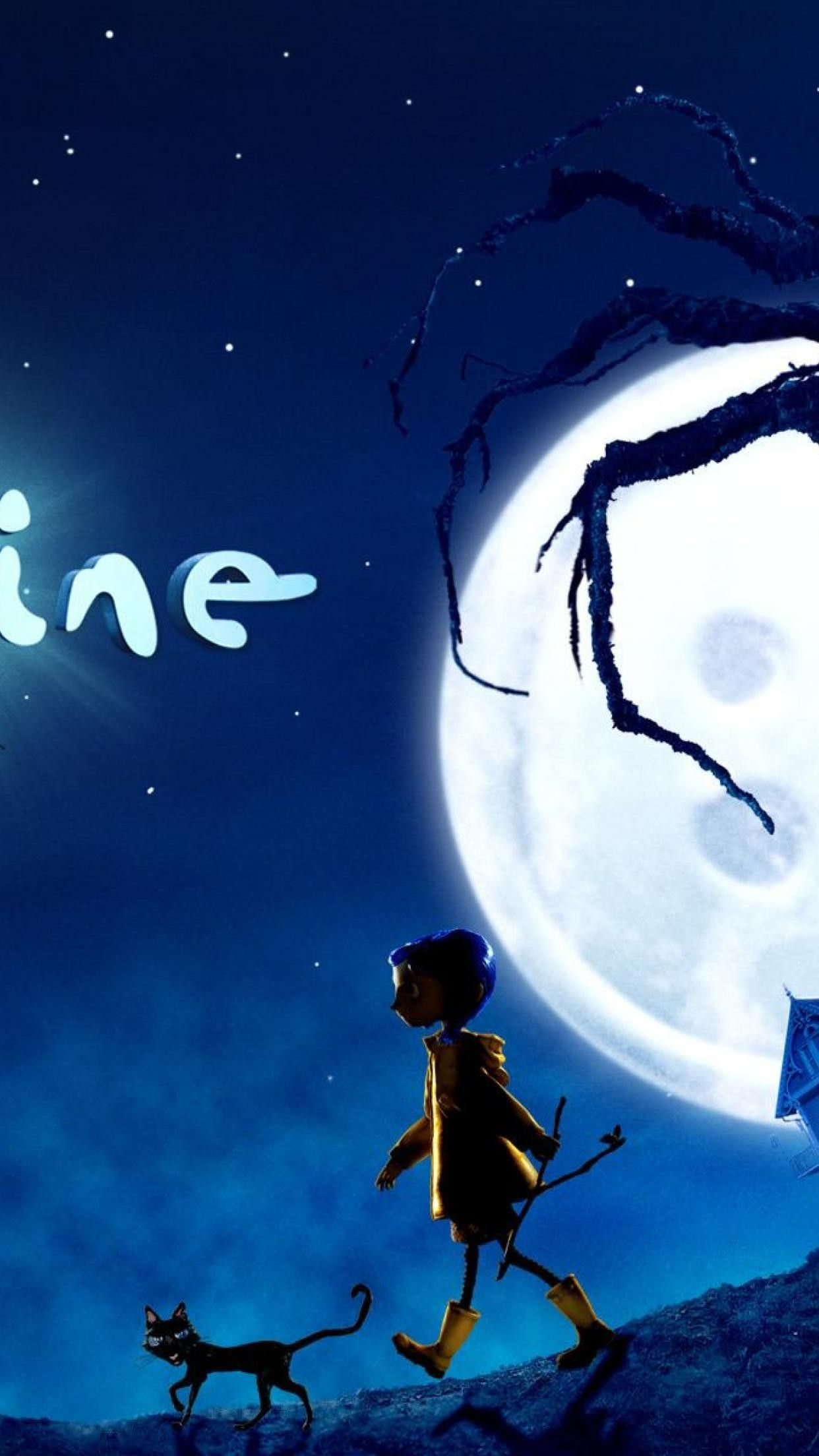 Coraline Wallpapers Top Free Coraline Backgrounds Wallpaperaccess