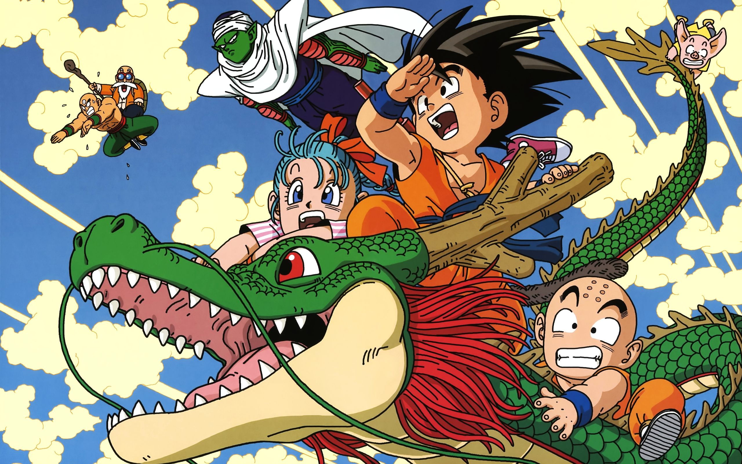 Original Dragon Ball Wallpapers Top Free Original Dragon Ball