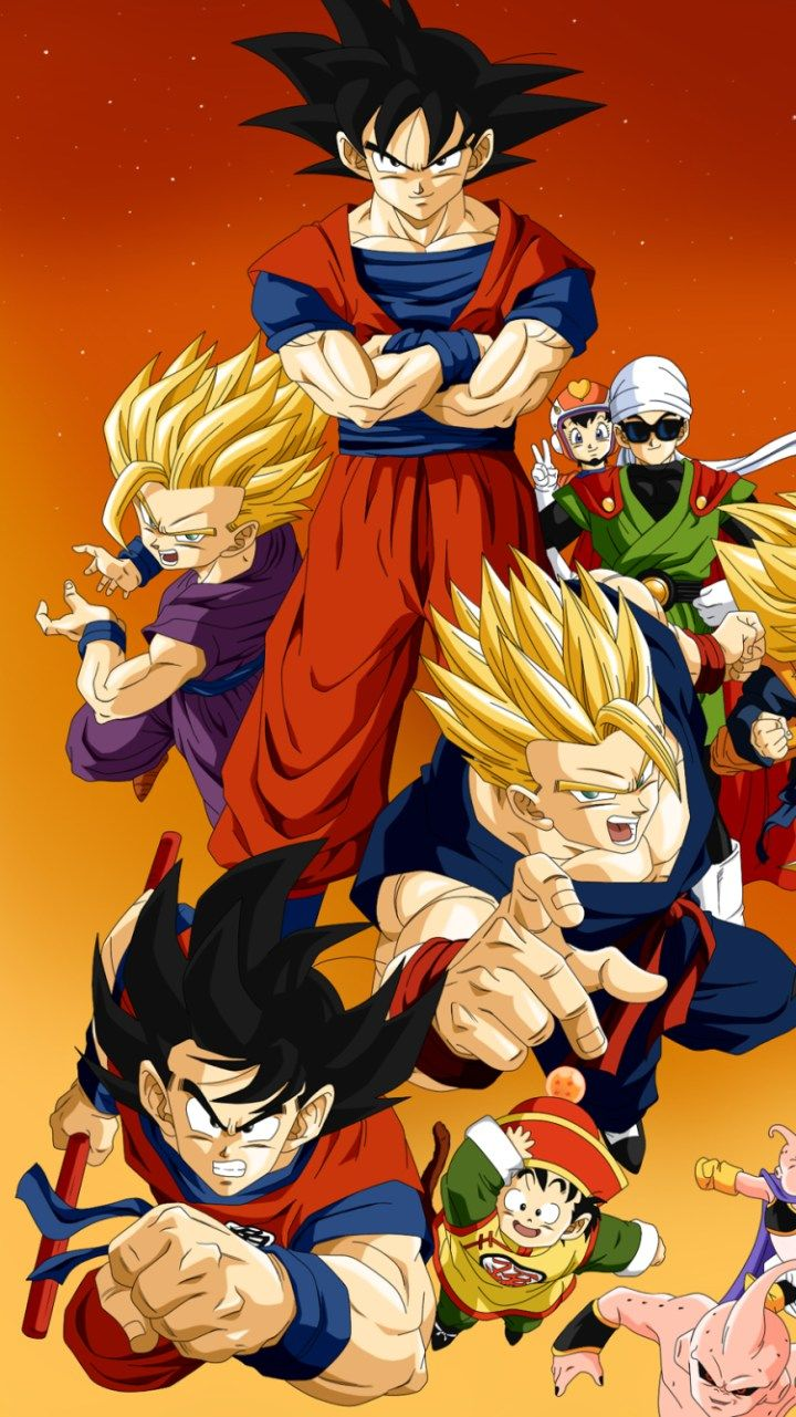 Dragon Ball Z Iphone Wallpapers Top Free Dragon Ball Z