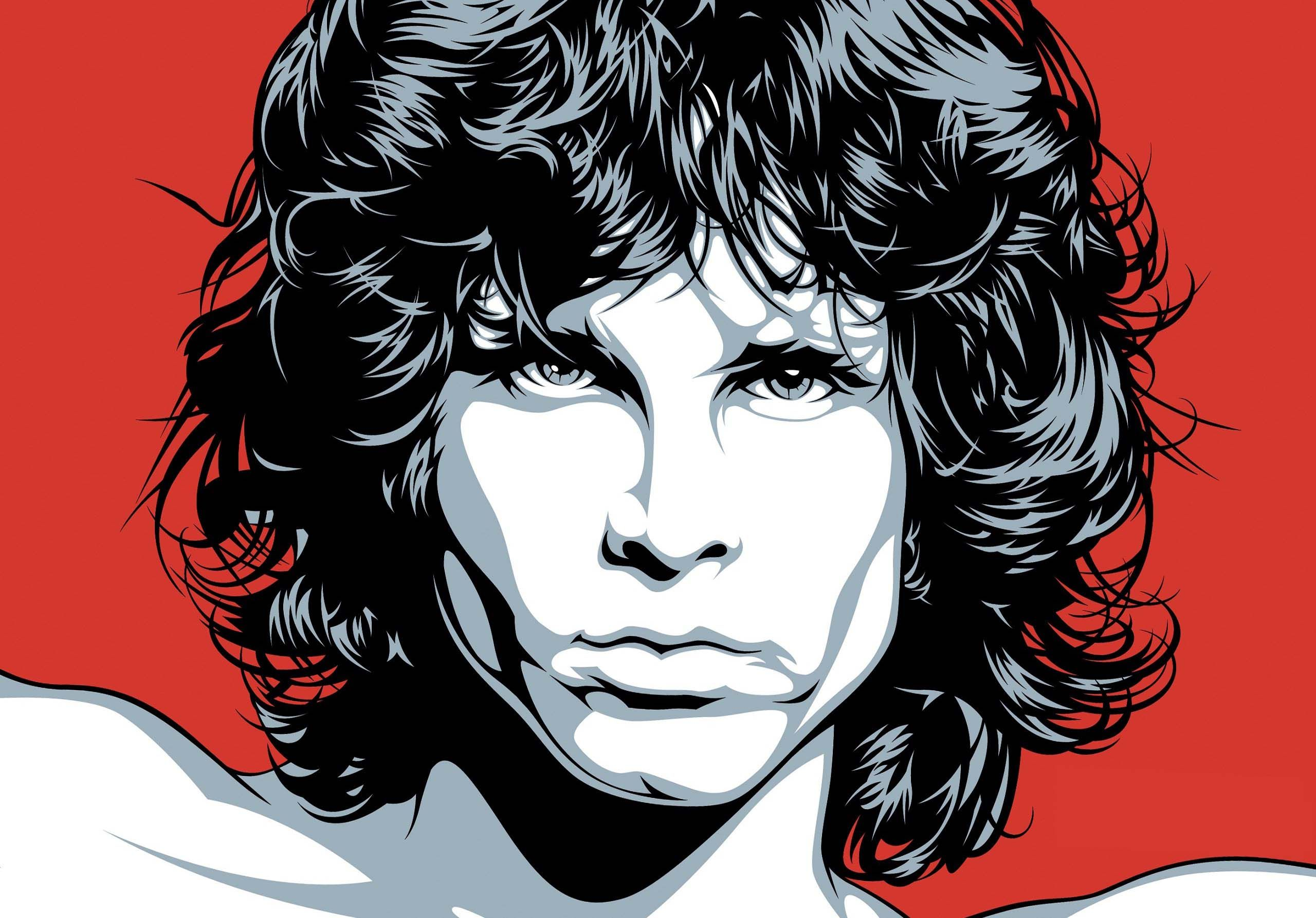 Jim Morrison Wallpapers Top Free Jim Morrison Backgrounds