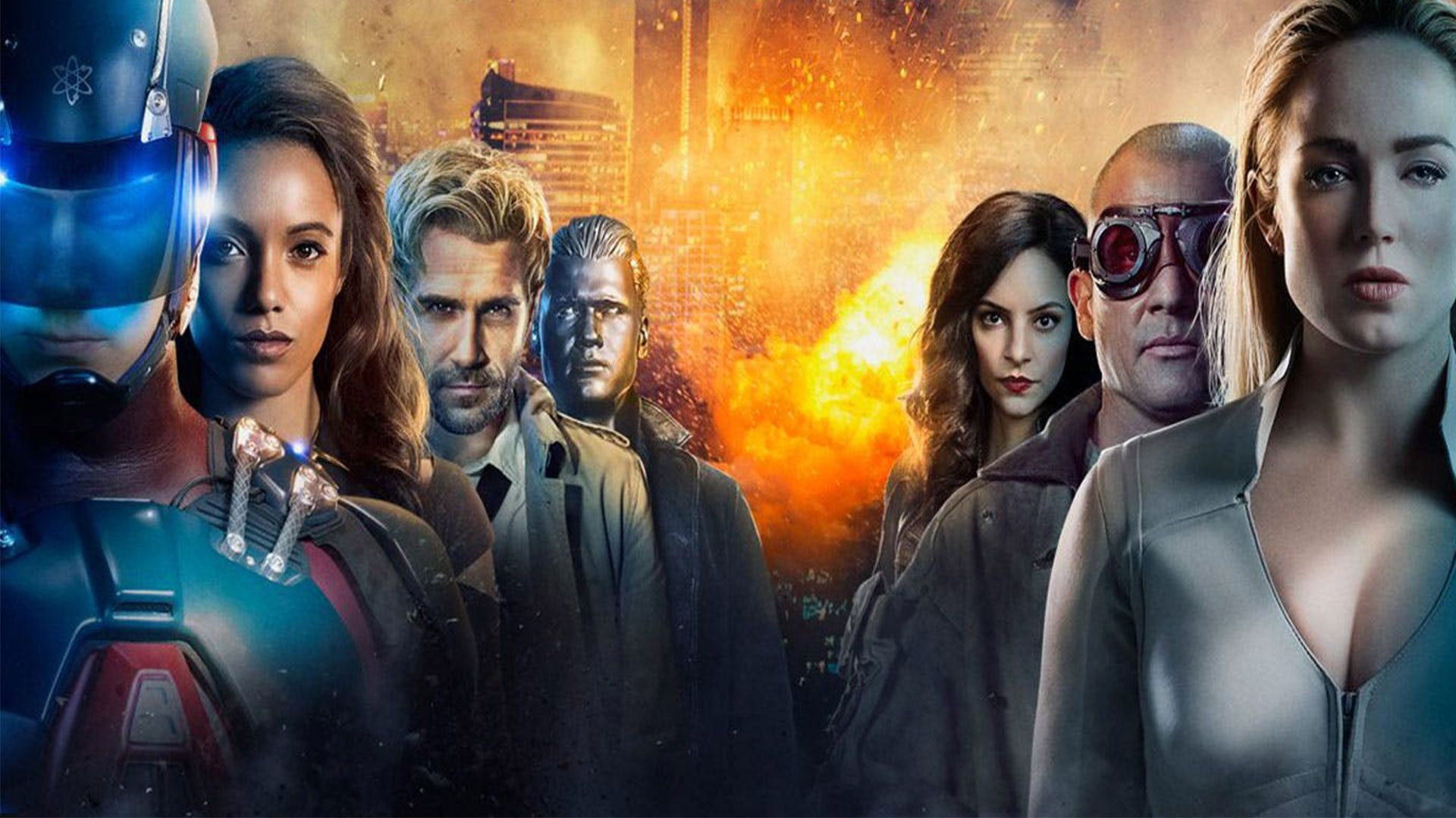 Legends Of Tomorrow Wallpapers Top Free Legends Of Tomorrow