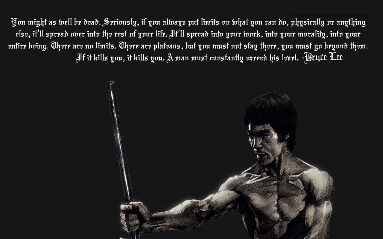 Bruce Lee Quotes Wallpapers - Top Free Bruce Lee Quotes ...