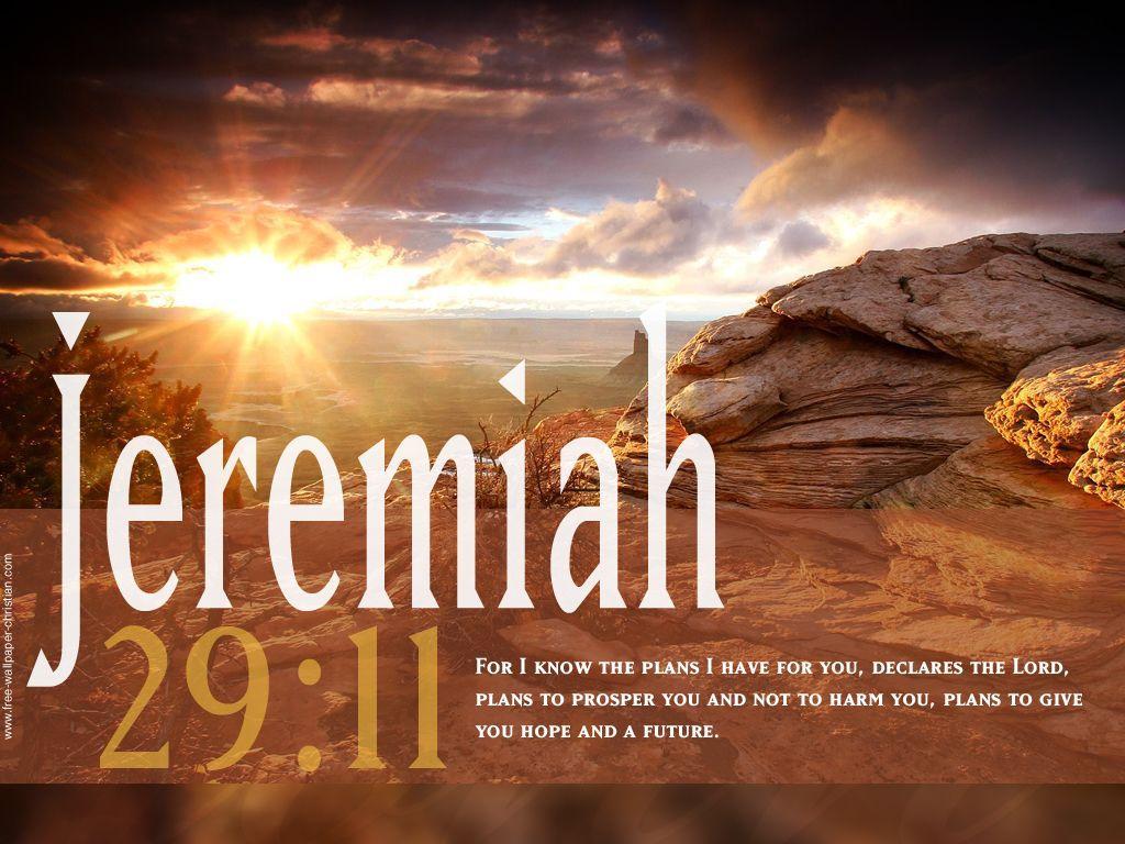 Jeremiah 29 11 Wallpapers Top Free Jeremiah 29 11 Backgrounds Wallpaperaccess