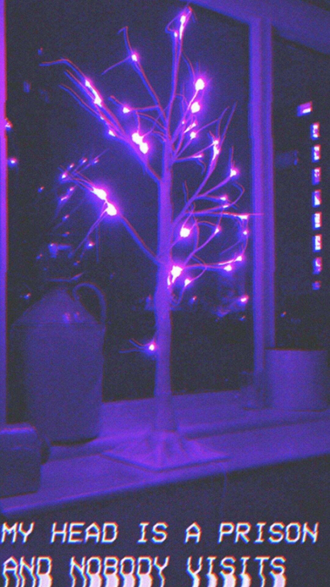 35 Best Free Purple Grunge Aesthetic Wallpapers ...