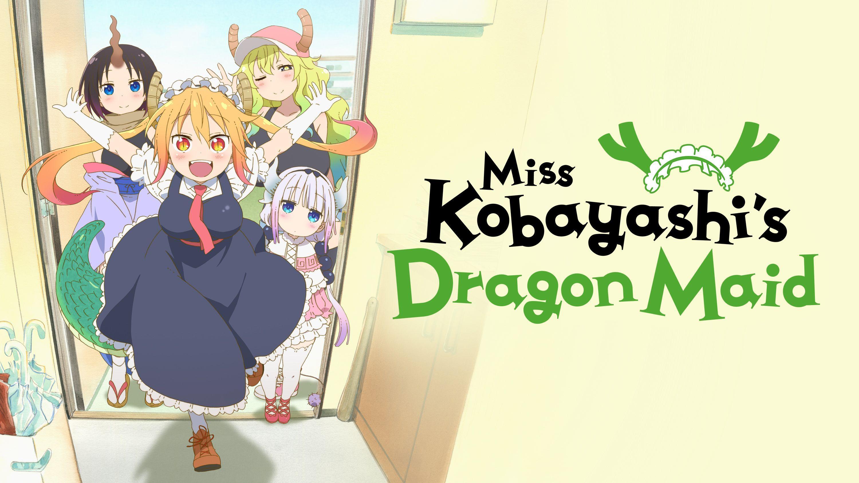 Miss Kobayashi's Dragon Maid Wallpapers - Top Free Miss ...