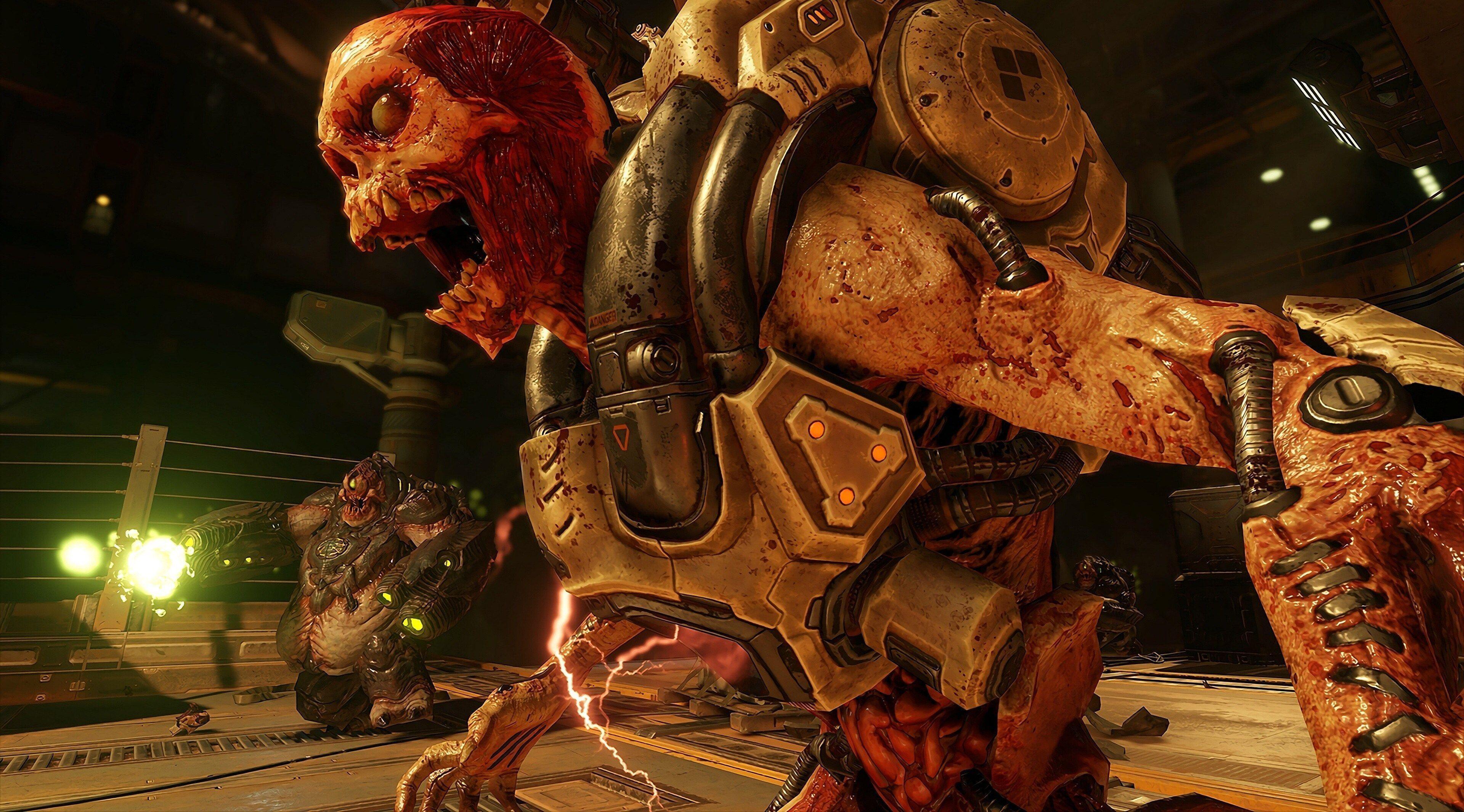 Doom 4k Wallpapers Top Free Doom 4k Backgrounds