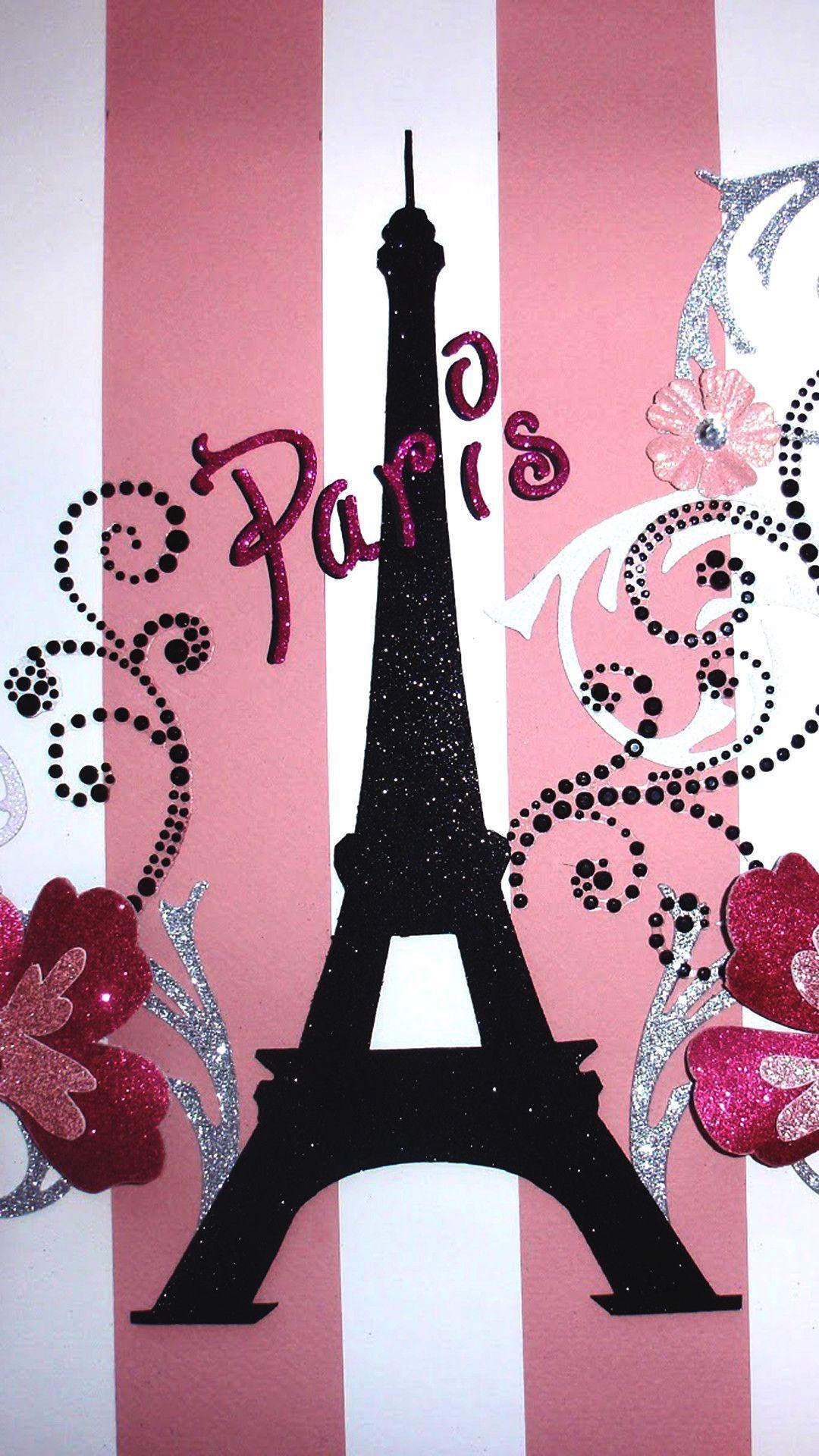 Pink Paris Iphone Wallpapers Top Free Pink Paris Iphone