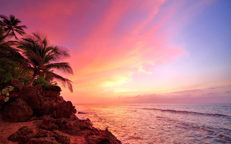 Caribbean beach desktop wallpapers top free caribbean - Caribbean wallpaper free ...