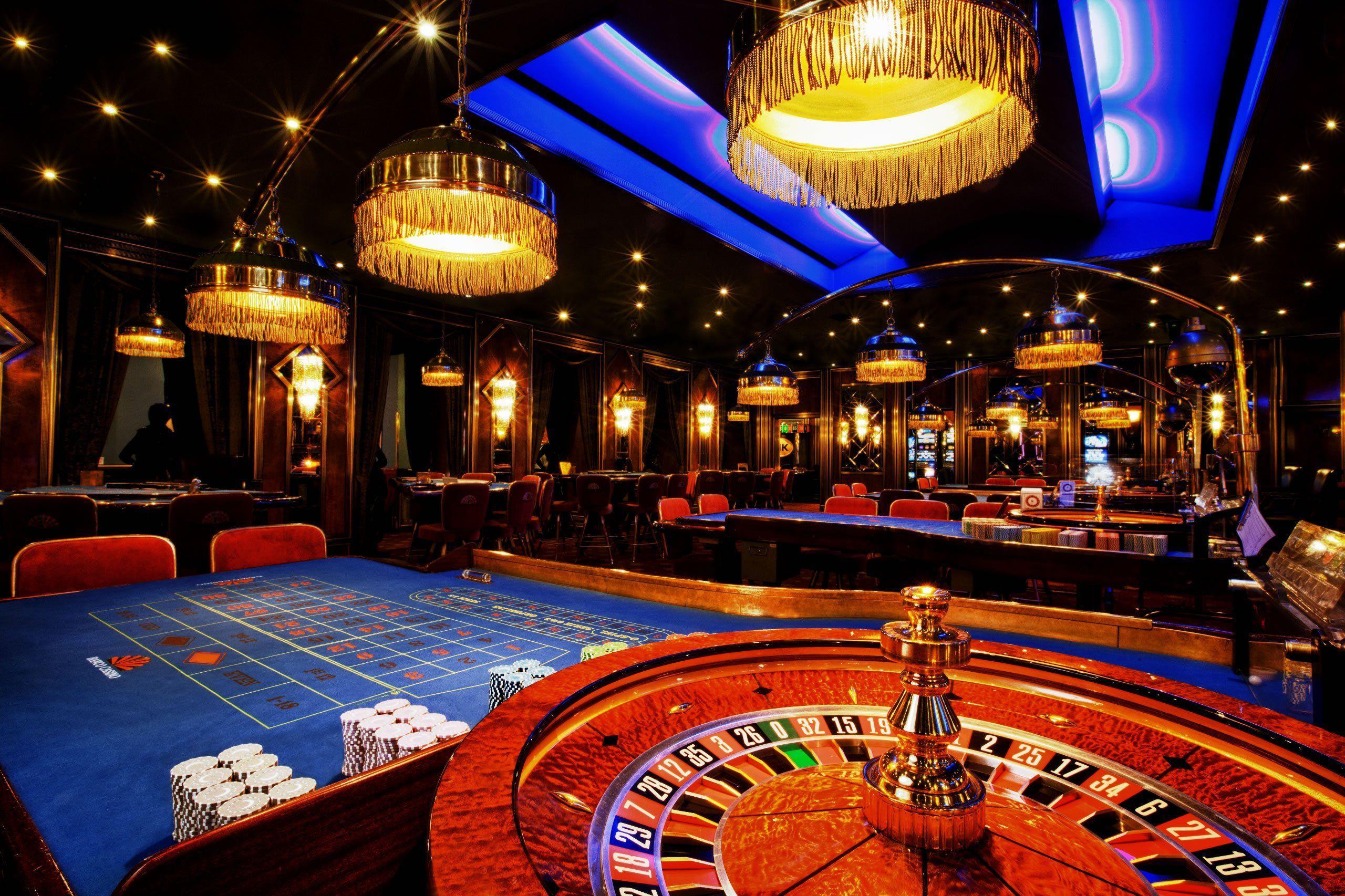 Wallpaper Casino