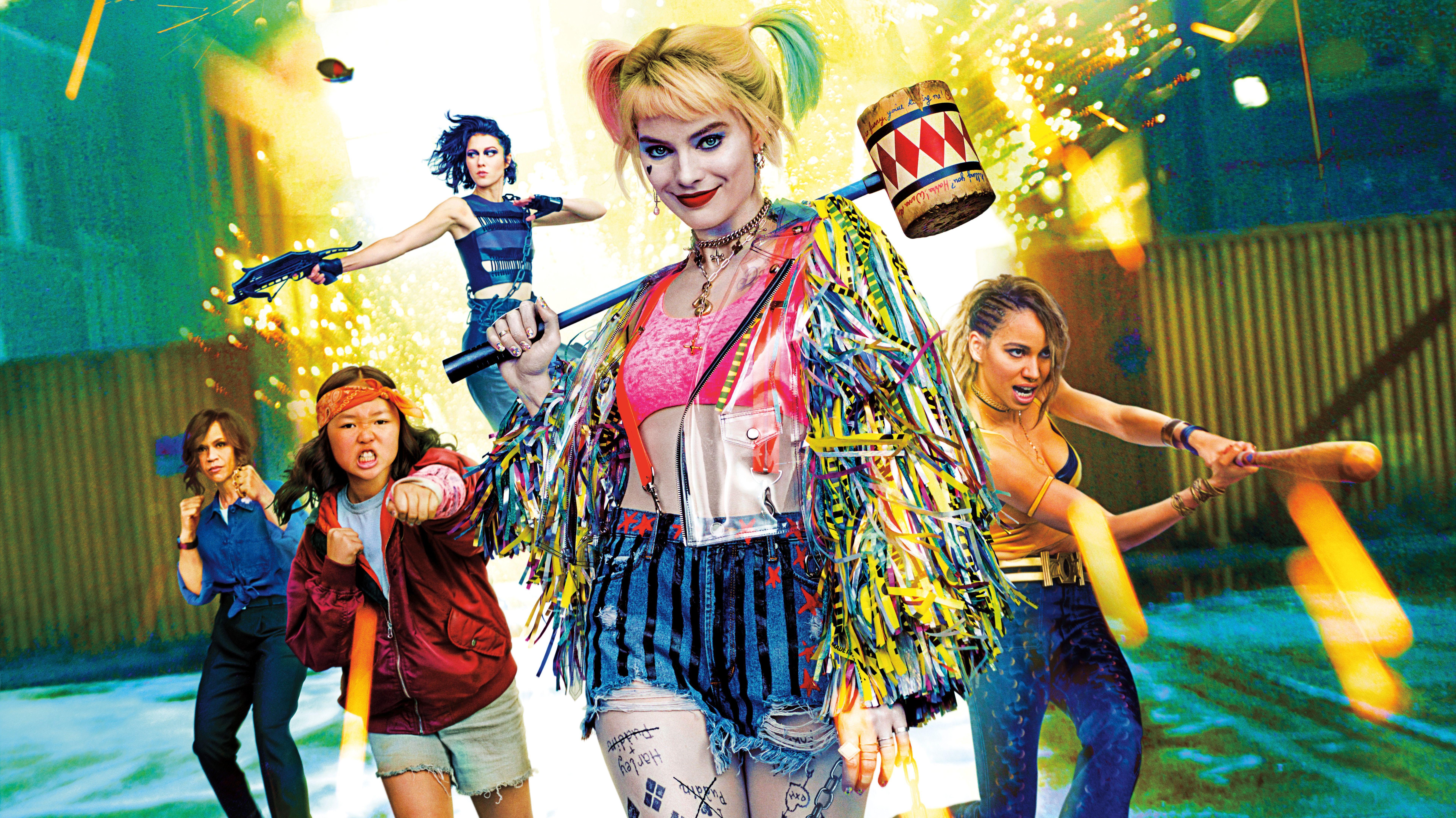 Margot Robbie In Birds Of Prey Wallpapers Top Free Margot Robbie