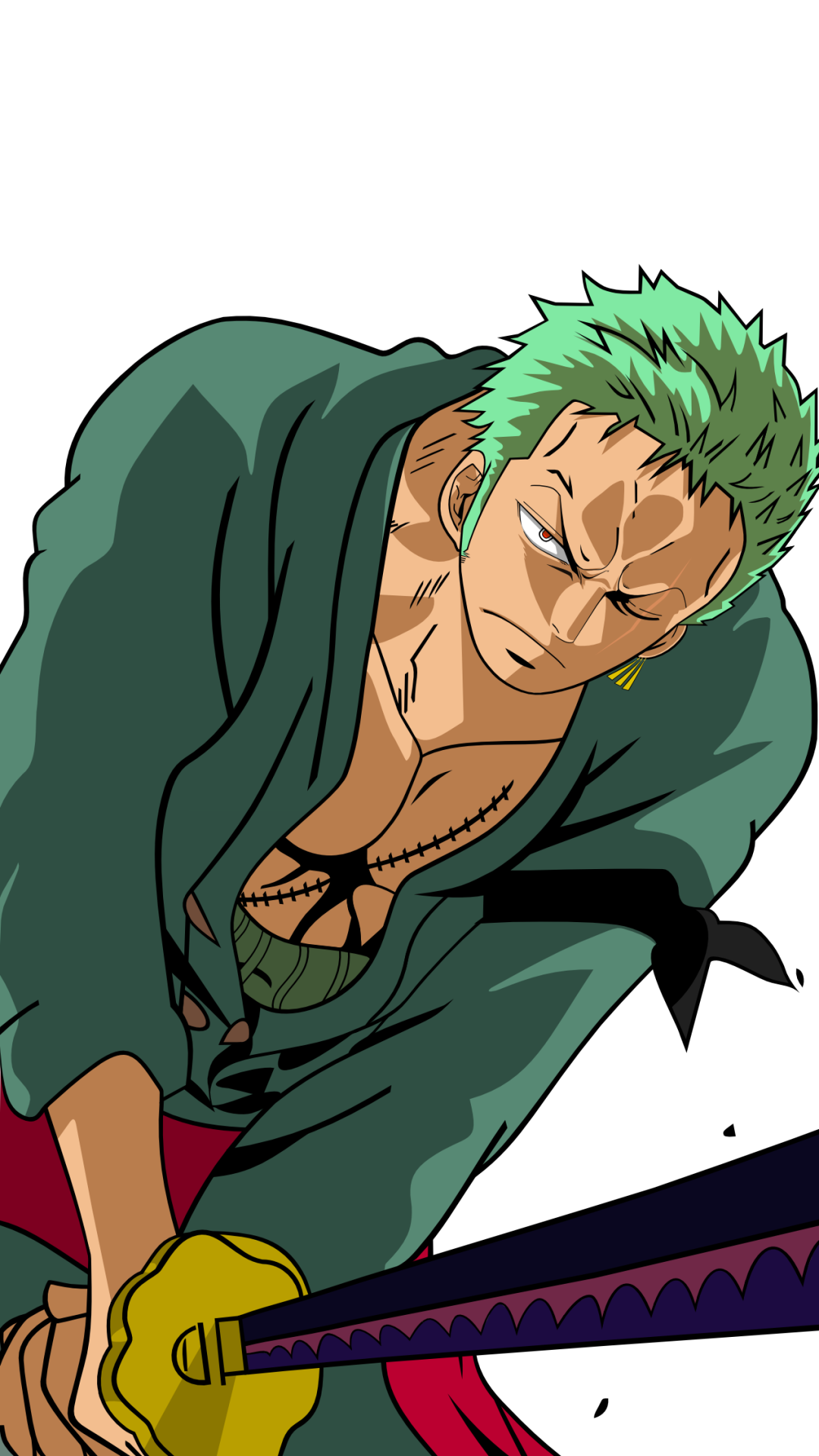 Zoro Iphone Wallpapers Top Free Zoro Iphone Backgrounds Wallpaperaccess